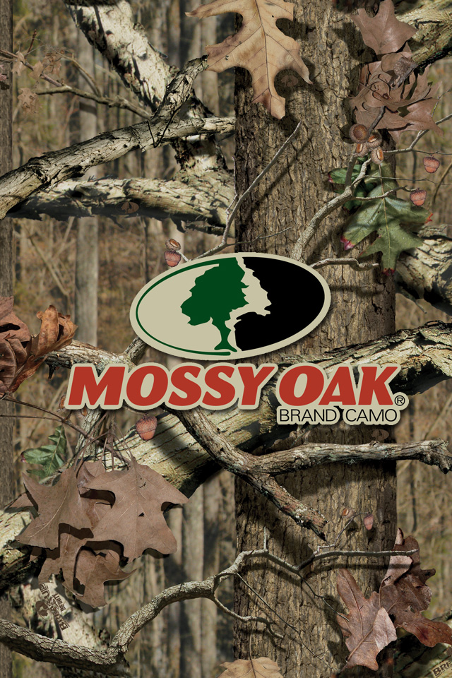 Official Mossy Oak Camo Wallpapers iPhone Sports apps by Appible 640x960