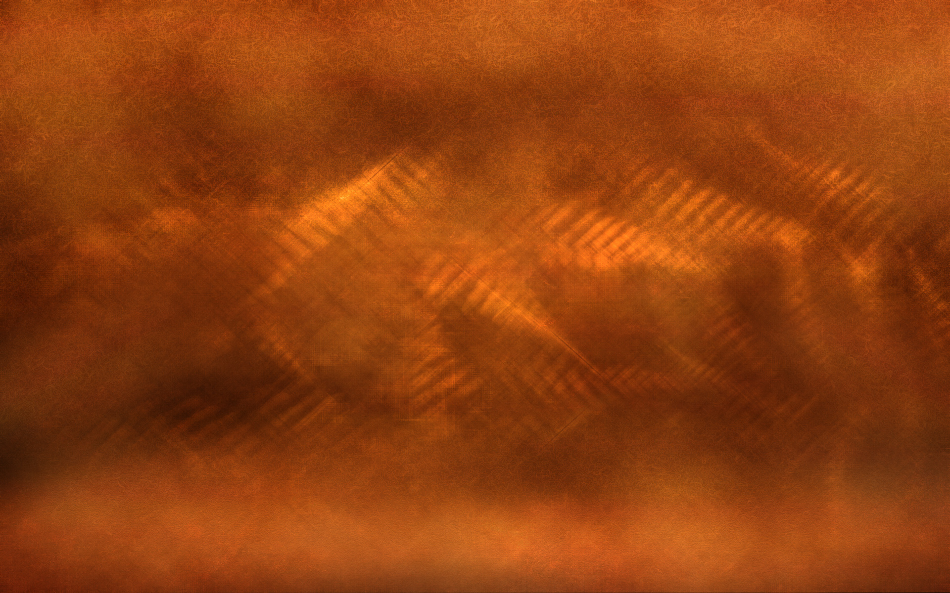 texture orange copper brown dark tone stripes glow background 1920x1200