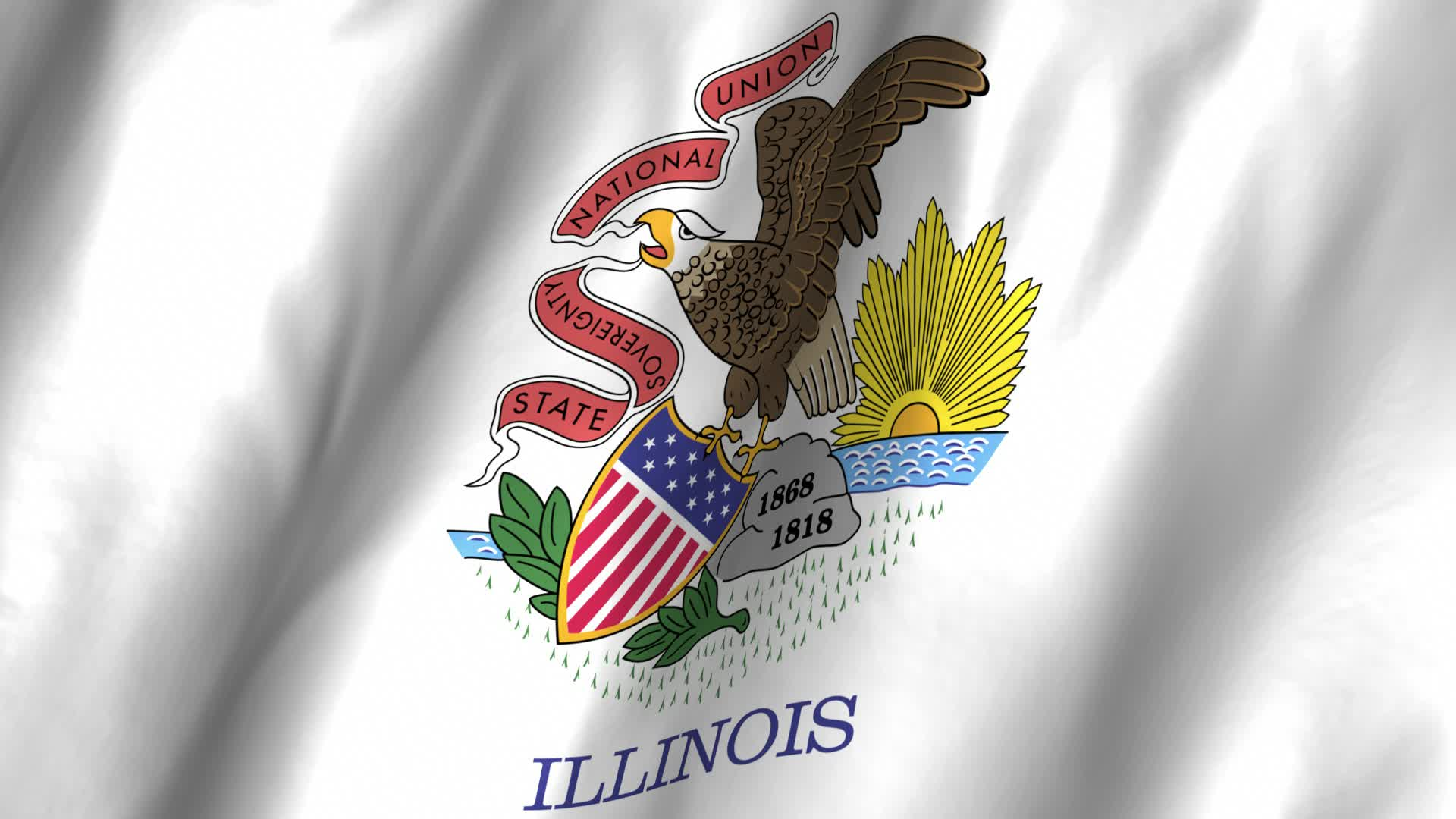 Illinois State Flag Pictures To Pin On Pinterest Chainimage 1920x1080