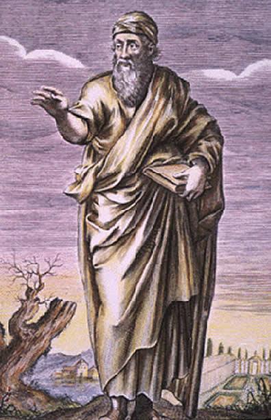 Pythagoras   Art And Paintings Wallpaper 396x614
