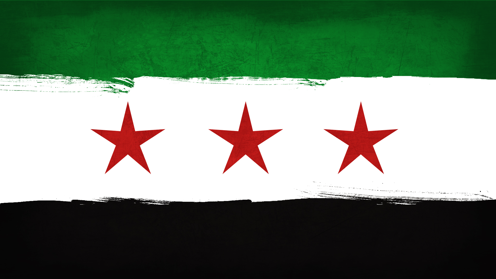 Syria Flag   Wallpaper High Definition High Quality Widescreen 1920x1080