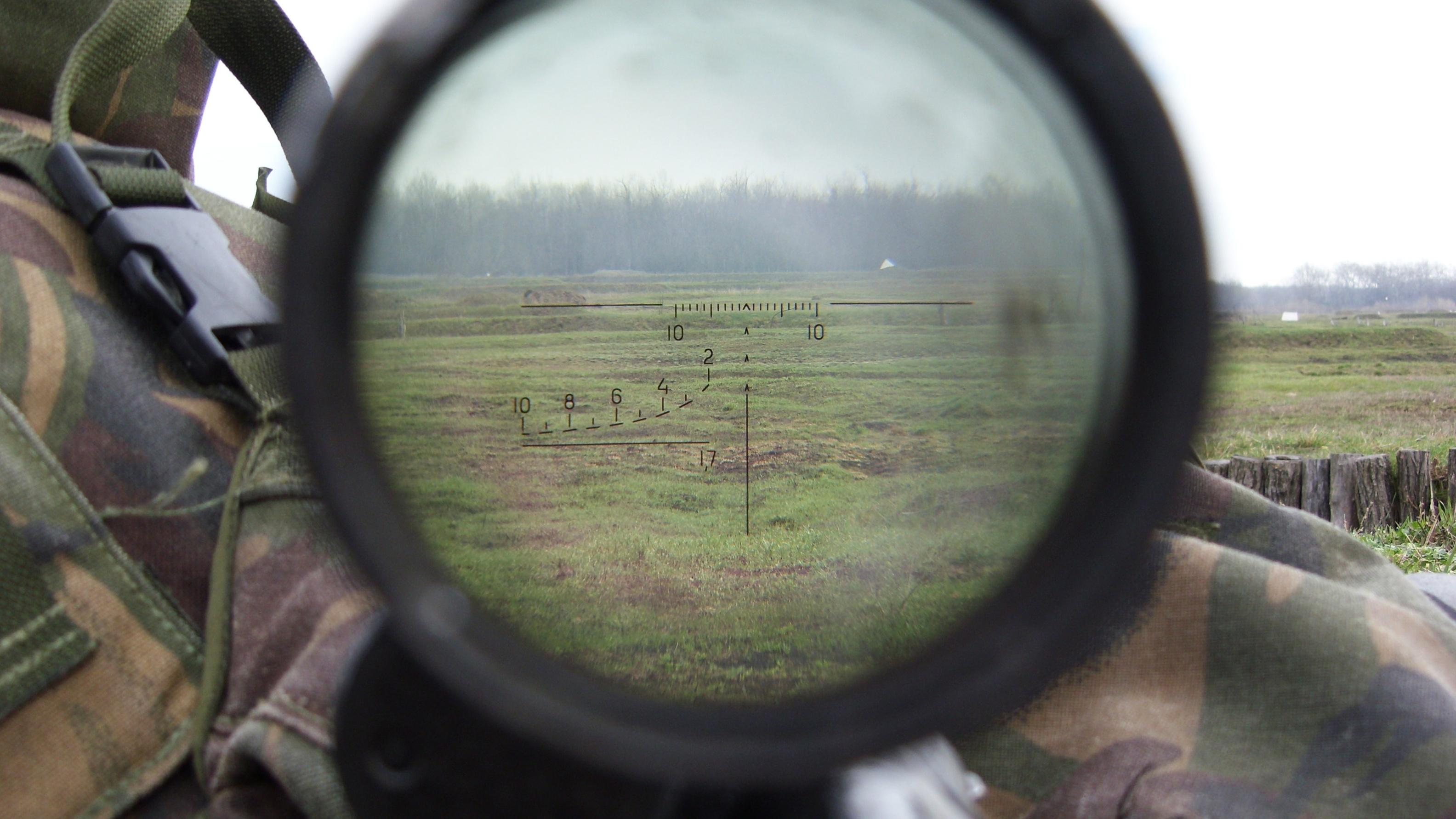 sniper Wallpaper Background 32041 3168x1782