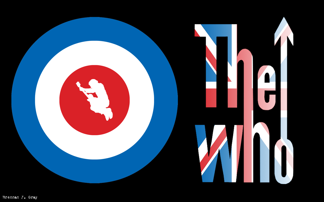 The Who 1280x800