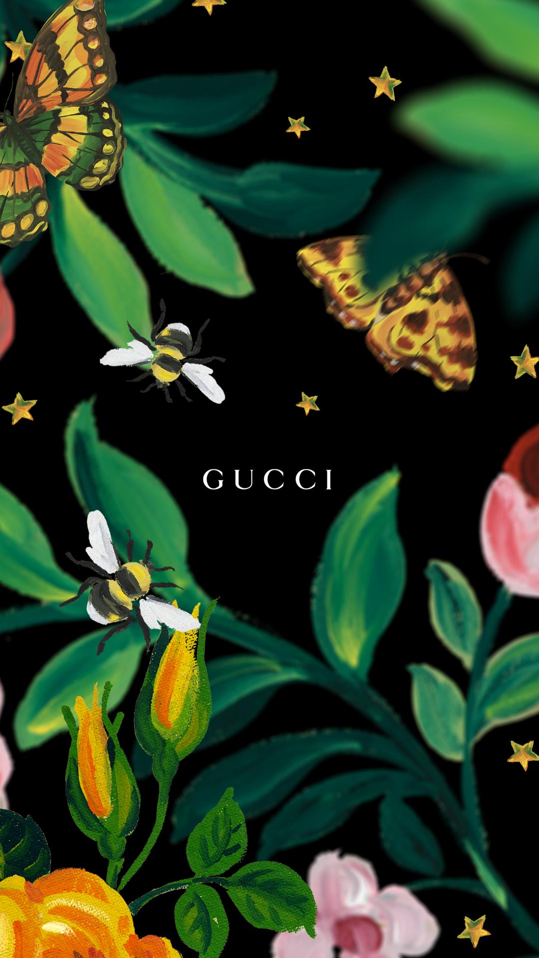 Gucci Garden Screensaver Gucci Official Site United States 1080x1920