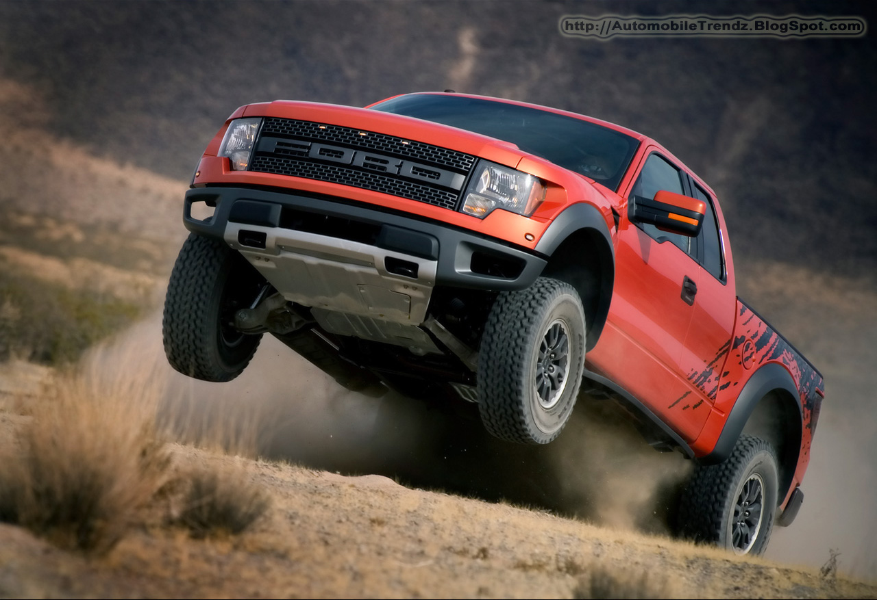 Automobile Trendz Ford Raptor Wallpaper 1280x877