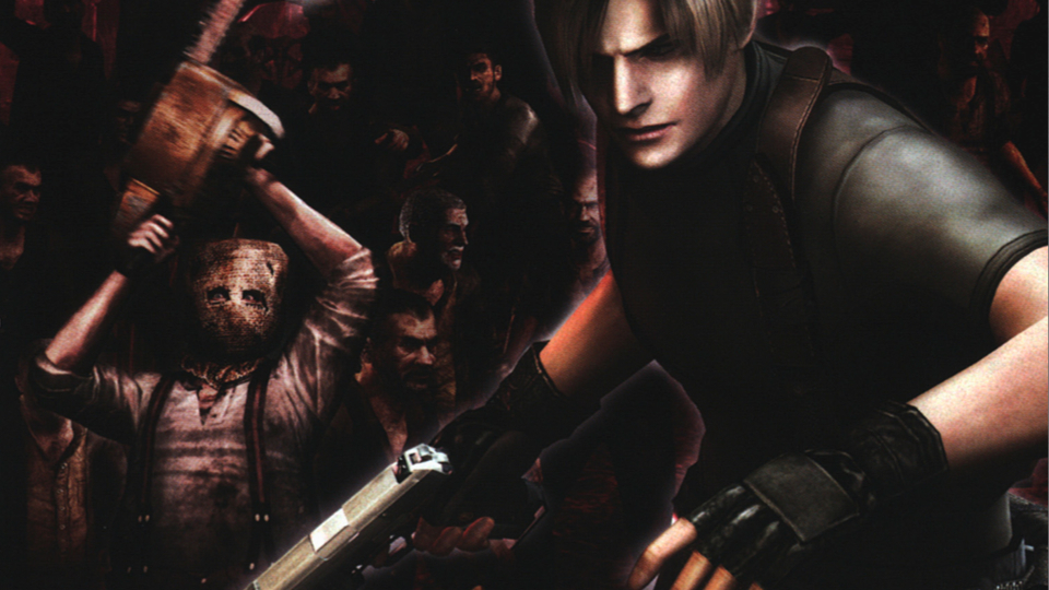 resident evil 4 gambar RE4 HD wallpaper and background foto 35832957 960x540