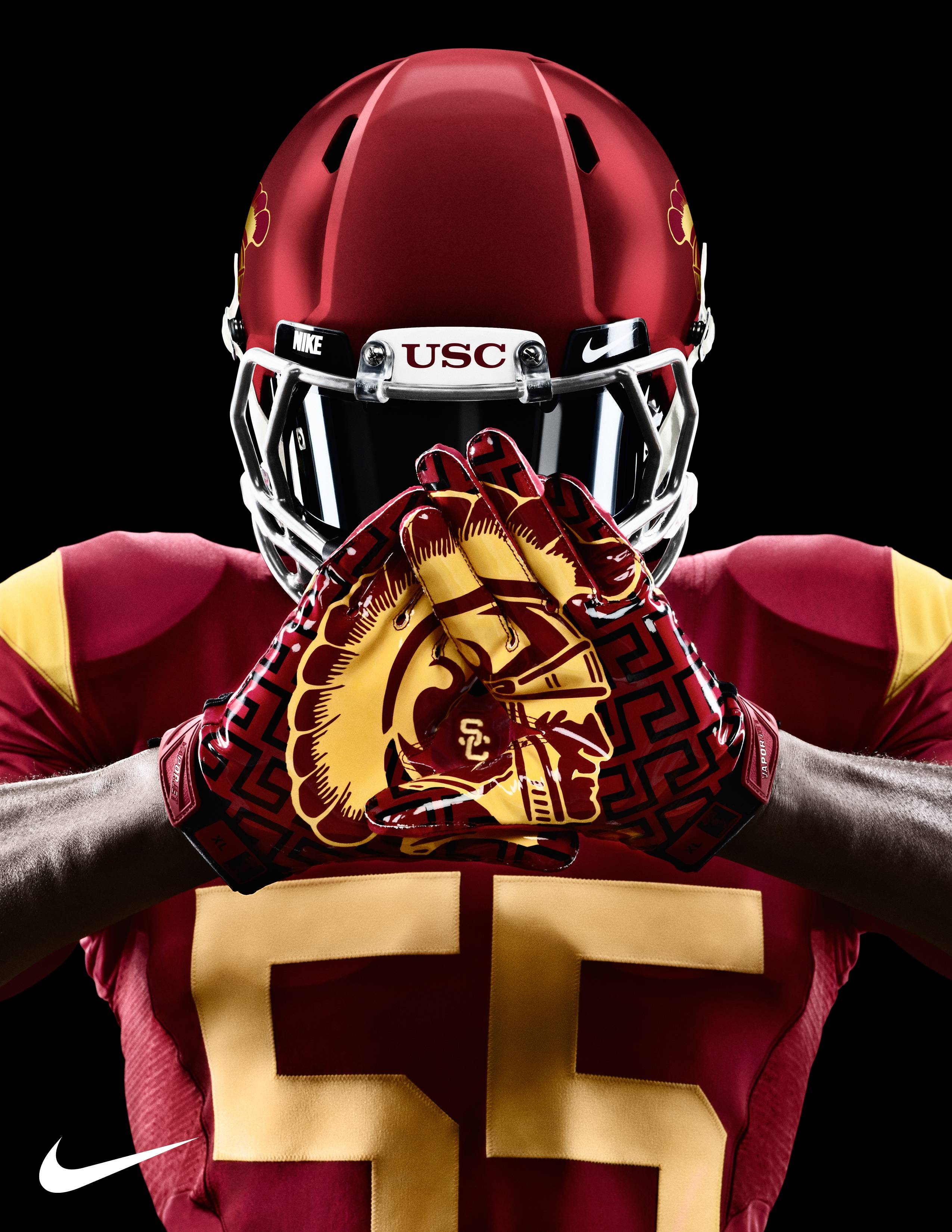 USC Trojan Wallpapers 2550x3300