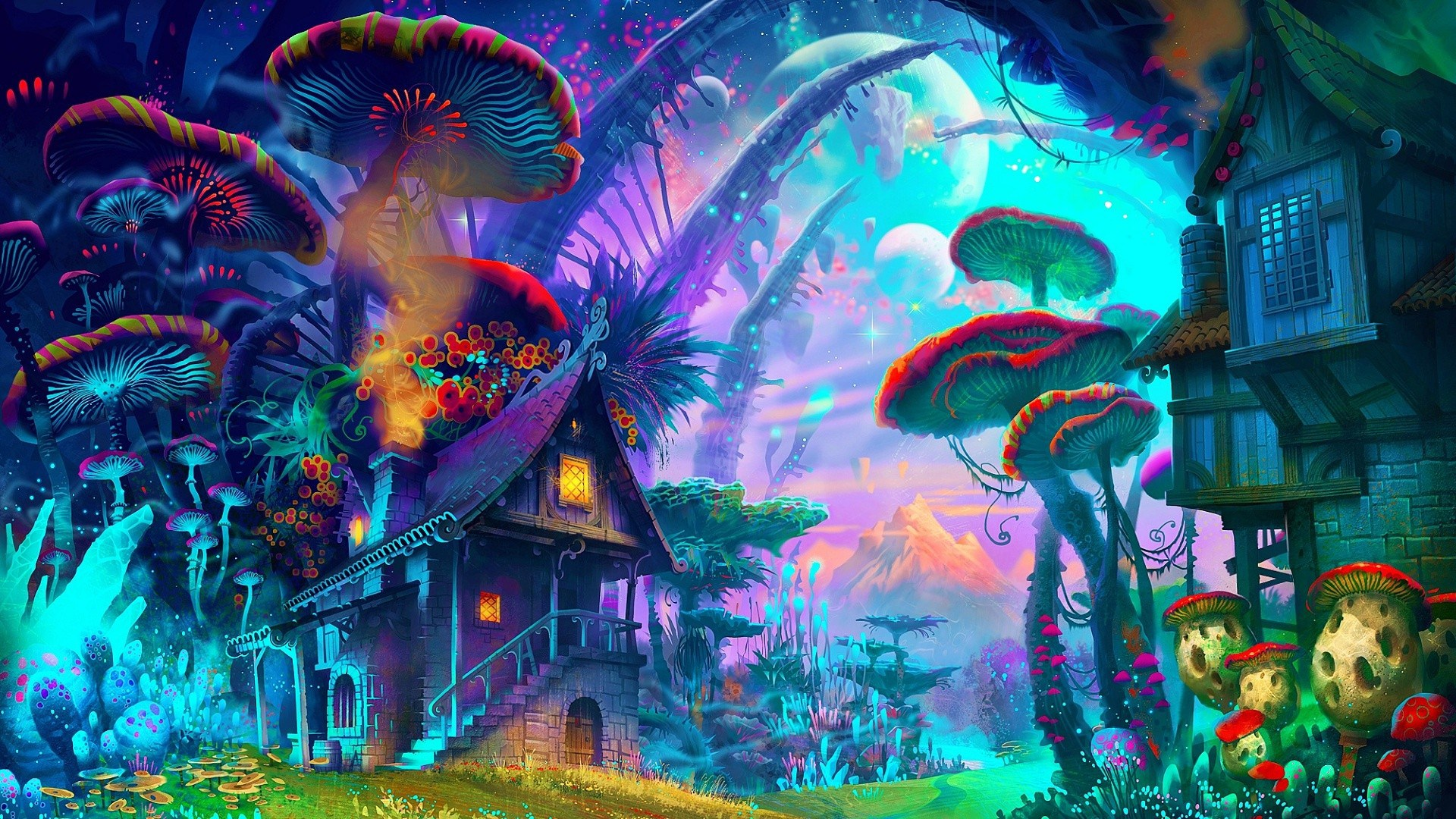 Cool Backgrounds Trippy Psychedelic Wallpapers Psychedelic 1920x1080