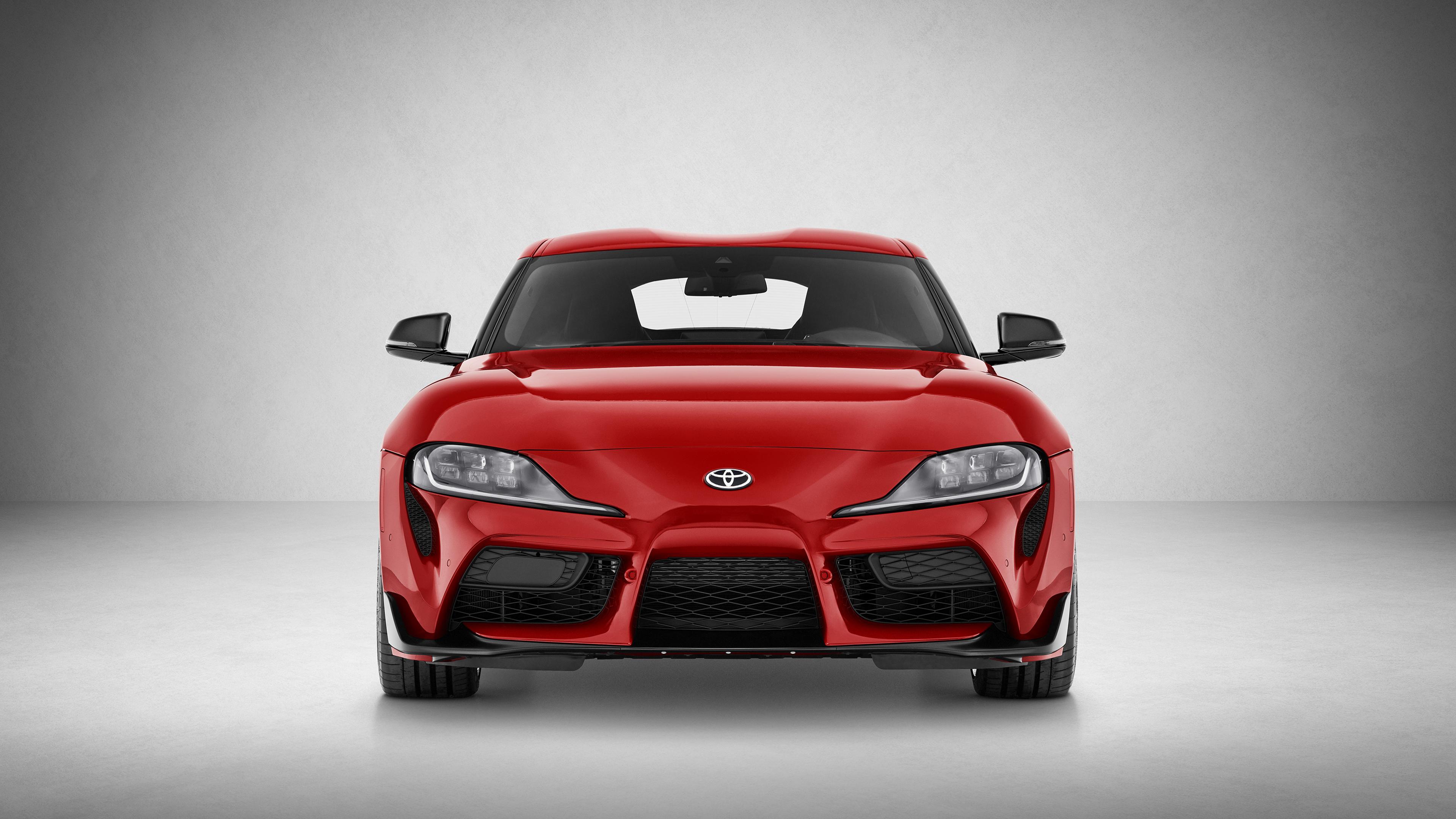 2020 Toyota GR Supra 4K 3 Wallpaper HD Car Wallpapers ID 11866 3840x2160