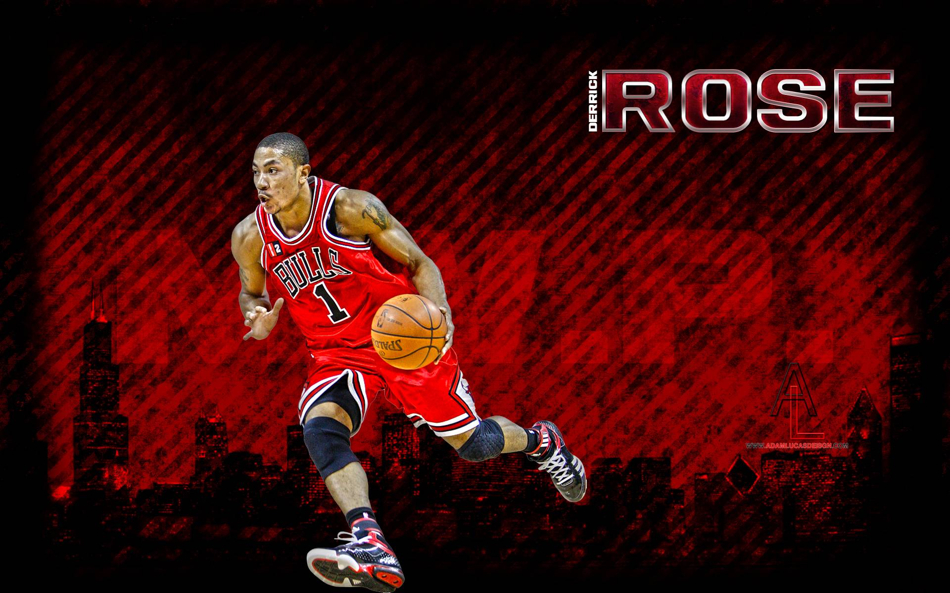 Derek Rose Wallpaper 1920x1200