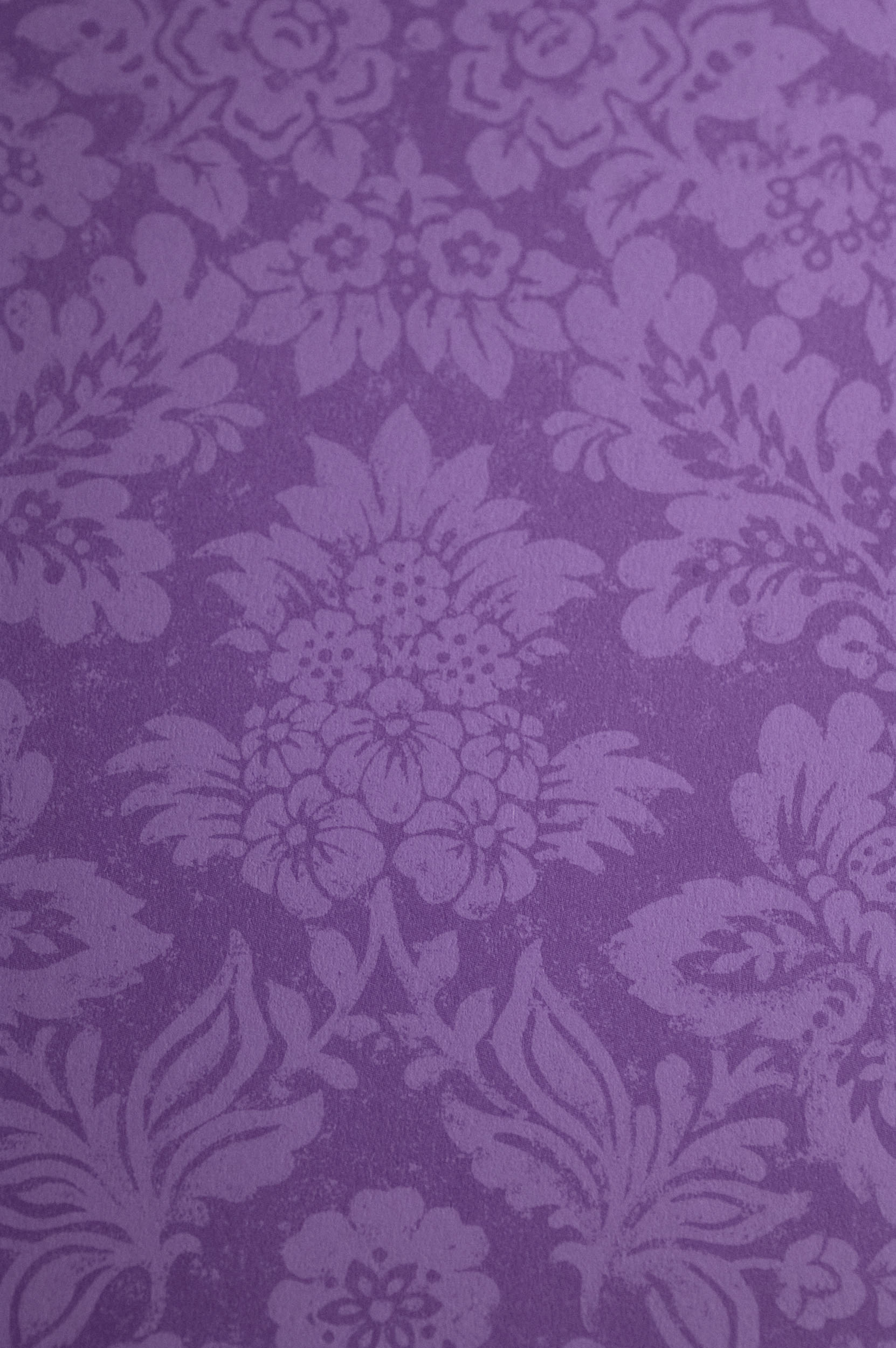 Purple wallpaper victorian gothic home Pinterest 1662x2500