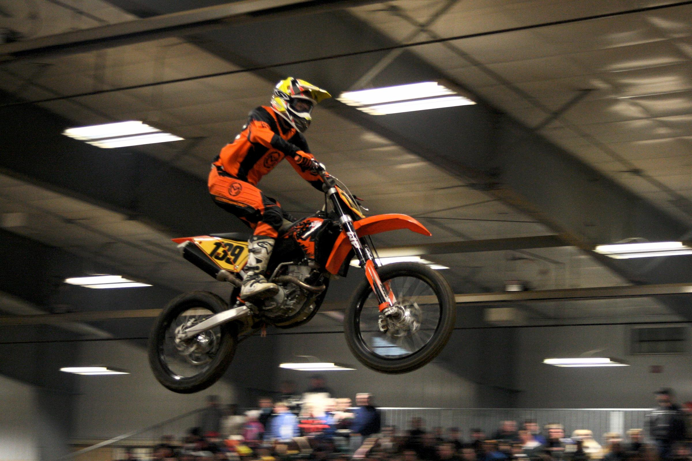 HD Motocross Ktm Backgrounds 2400x1600