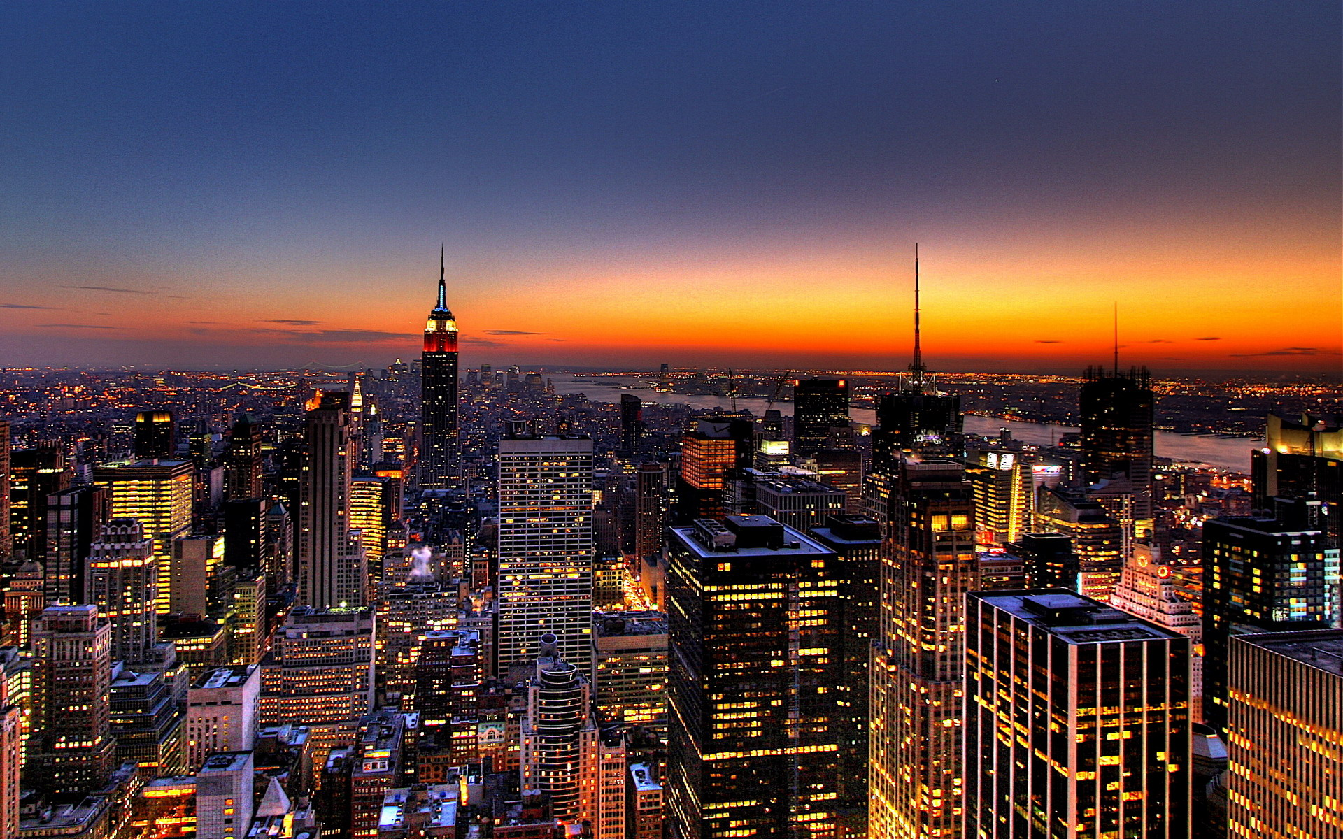 New York desktop wallpaper 1920x1200