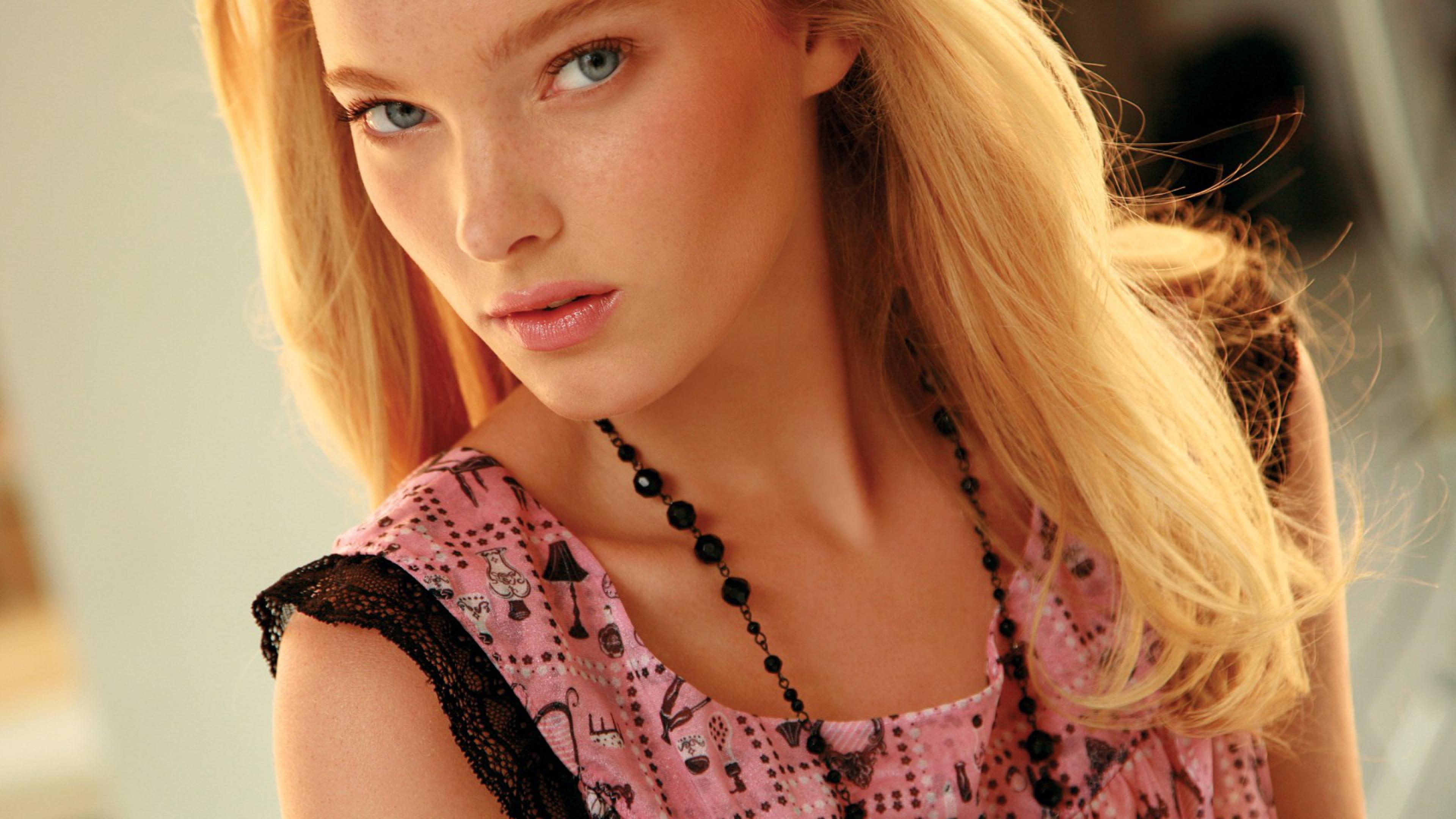 Elsa Hosk Widescreen HD Wallpaper 57105 3840x2160px 3840x2160
