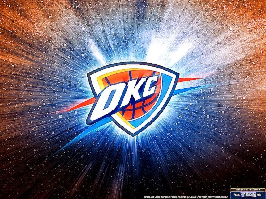 Oklahoma Thunder Wallp...