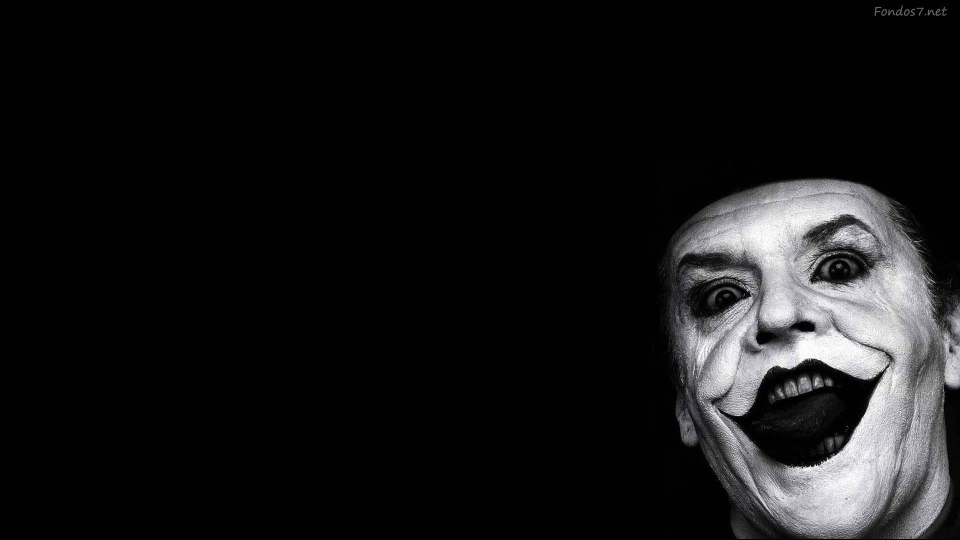 Descargar Fondos de pantalla joker terror hd widescreen Gratis 1920x1080