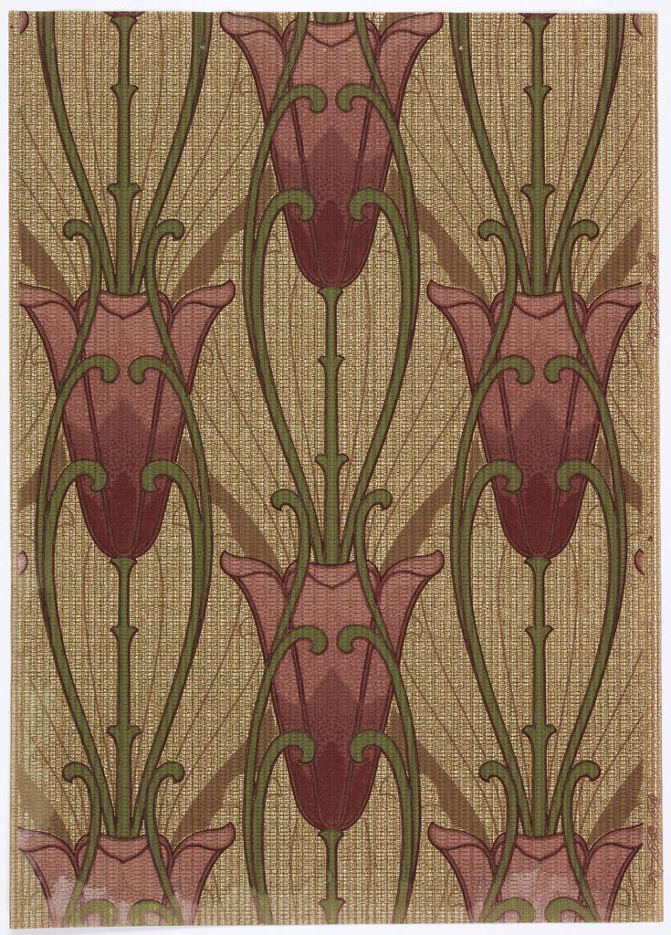Art Nouveau Patterns Art Nouveau Flowers Art Nouveau Wallpapers 735x1024