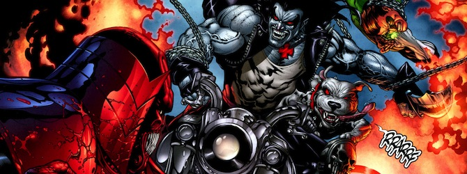 Lobo DC Comics 670x250