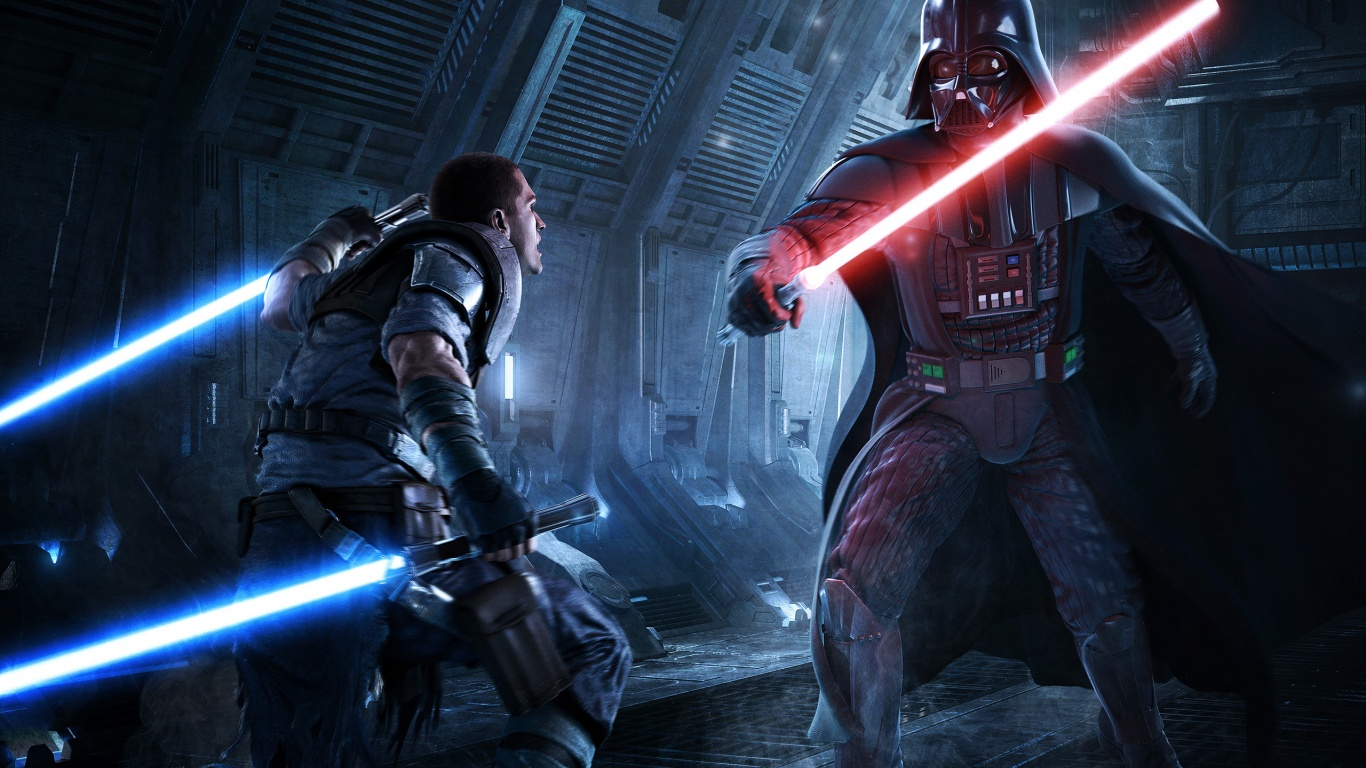 Free Download 1366x768 Star Wars Force Unleashed 2 Desktop Pc And Mac Wallpaper 1366x768 For Your Desktop Mobile Tablet Explore 45 1366x768 Star Wars Wallpaper Star Wars Hd Wallpaper