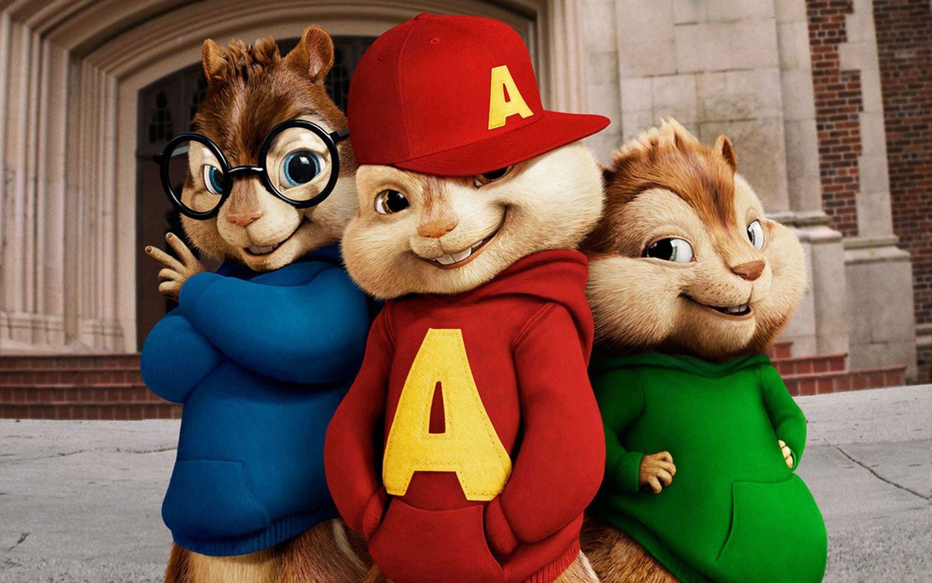 49 Alvin And The Chipmunks Wallpaper On Wallpapersafari
