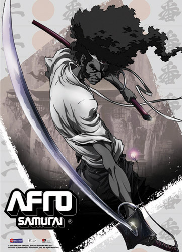 Afro Samurai Resurrection Wallpapers Mf afro samurai 5 resurrection 361x500