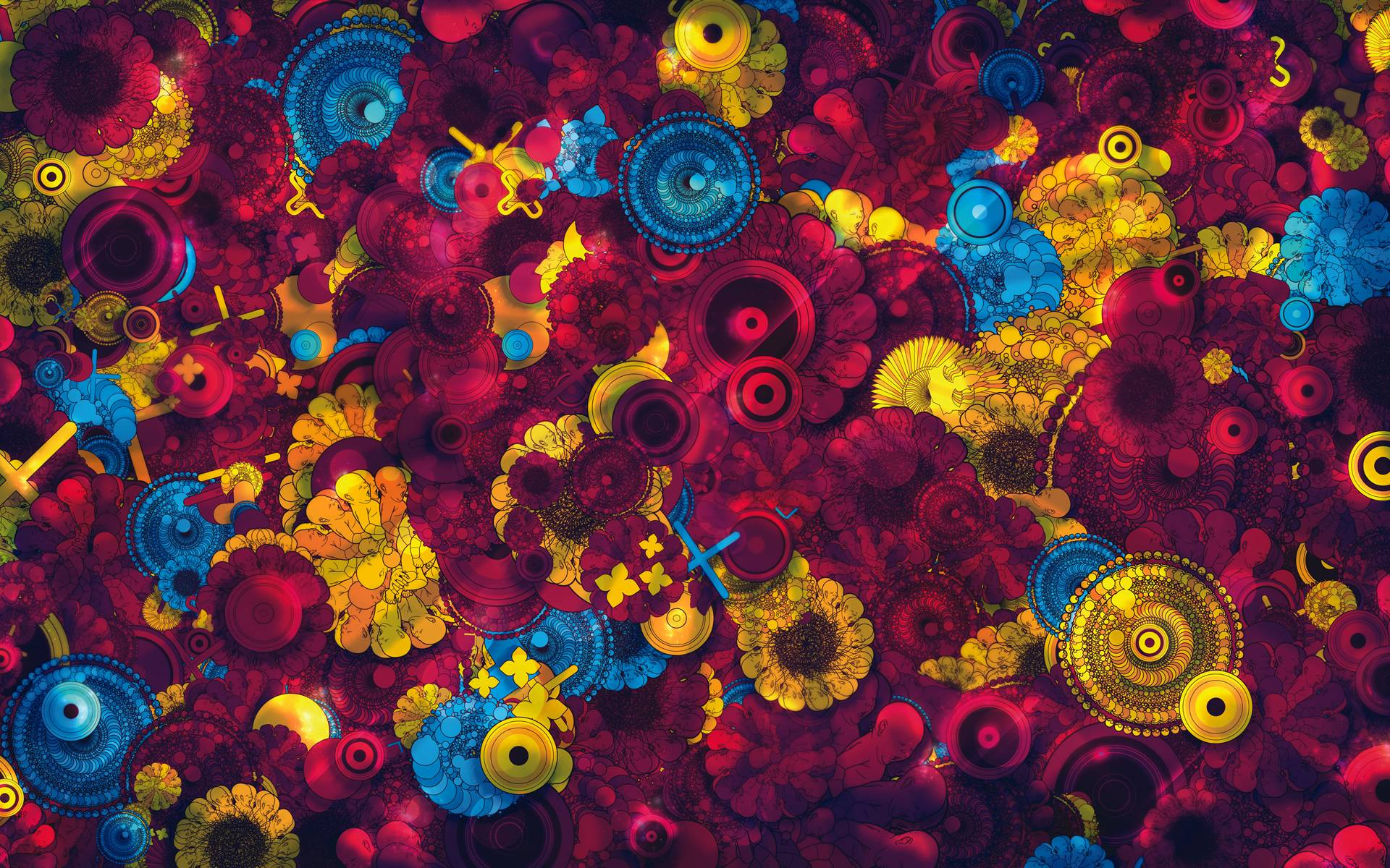 Psychedelic HD Wallpapers 1920x1200