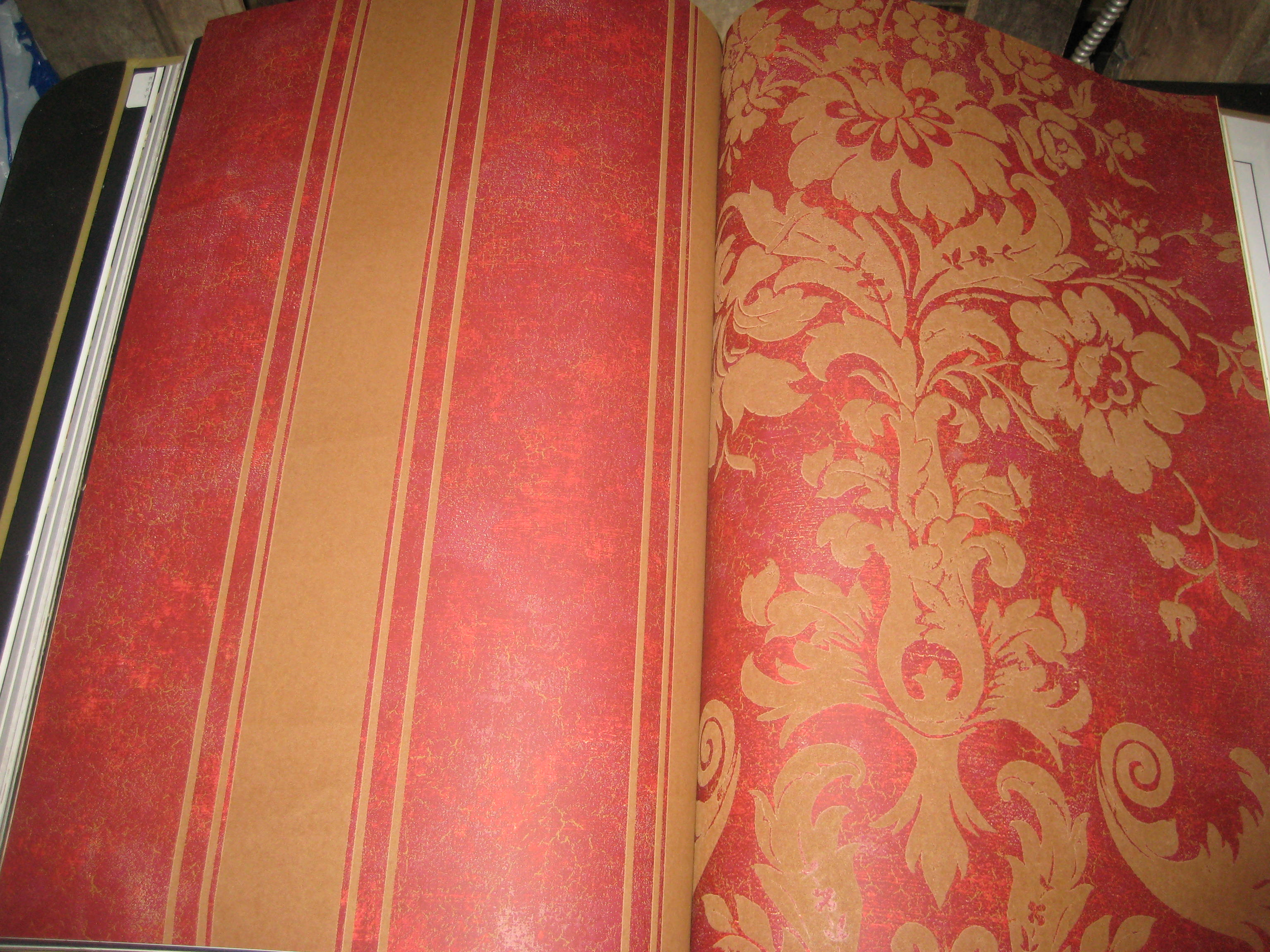 Middlebury Historic Home Second Edition Wallpaper Sample Book 3072x2304