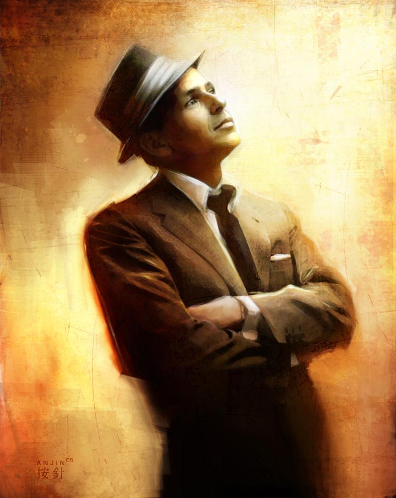 Frank Sinatra Wallpapers - WallpaperSafari