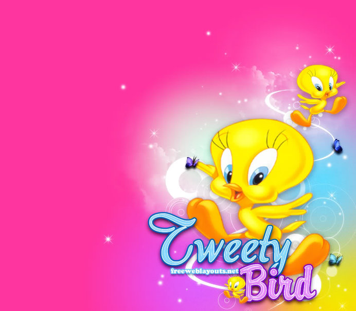 49+ Tweety Bird Wallpaper for Desktop on WallpaperSafari