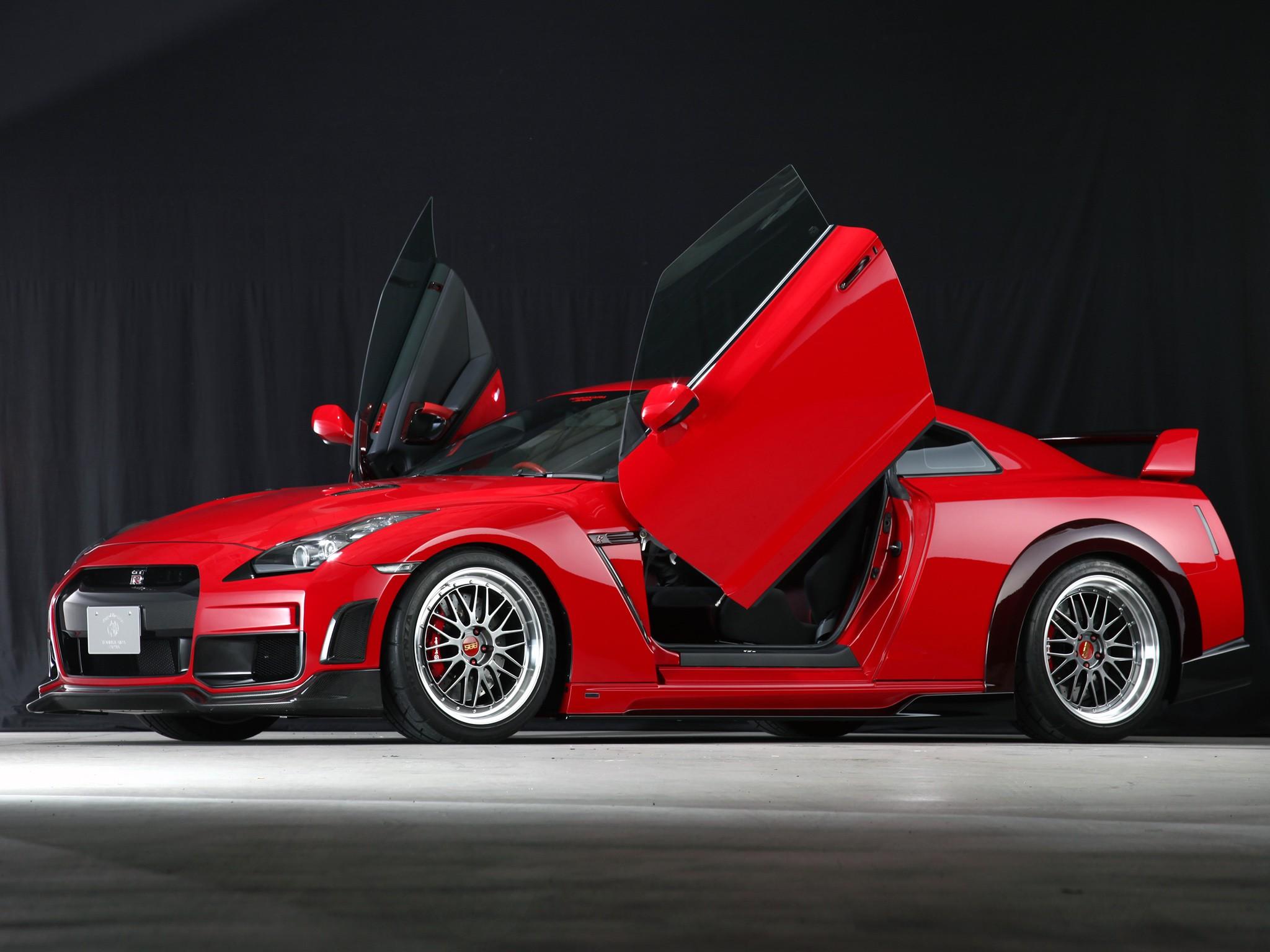 Red Cars Wallpaper 2048x1536 Red Cars Nissan Nissan Skyline GTR 2048x1536