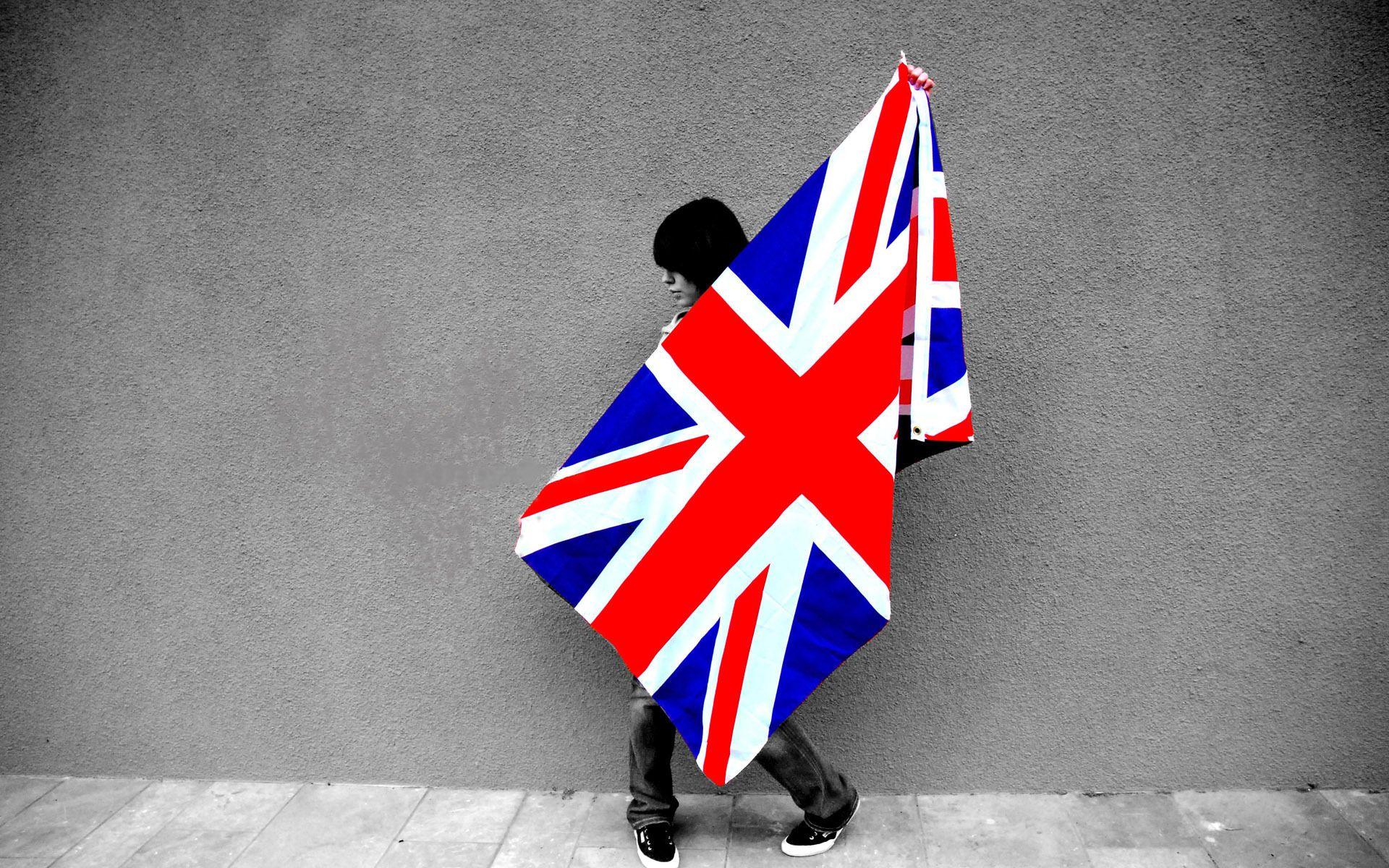 United Kingdom Flag Wallpaper 1920x1200