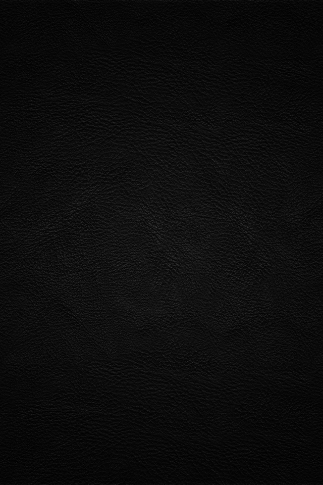 free iPhone wallpapers for you Black Leather Background 640x960