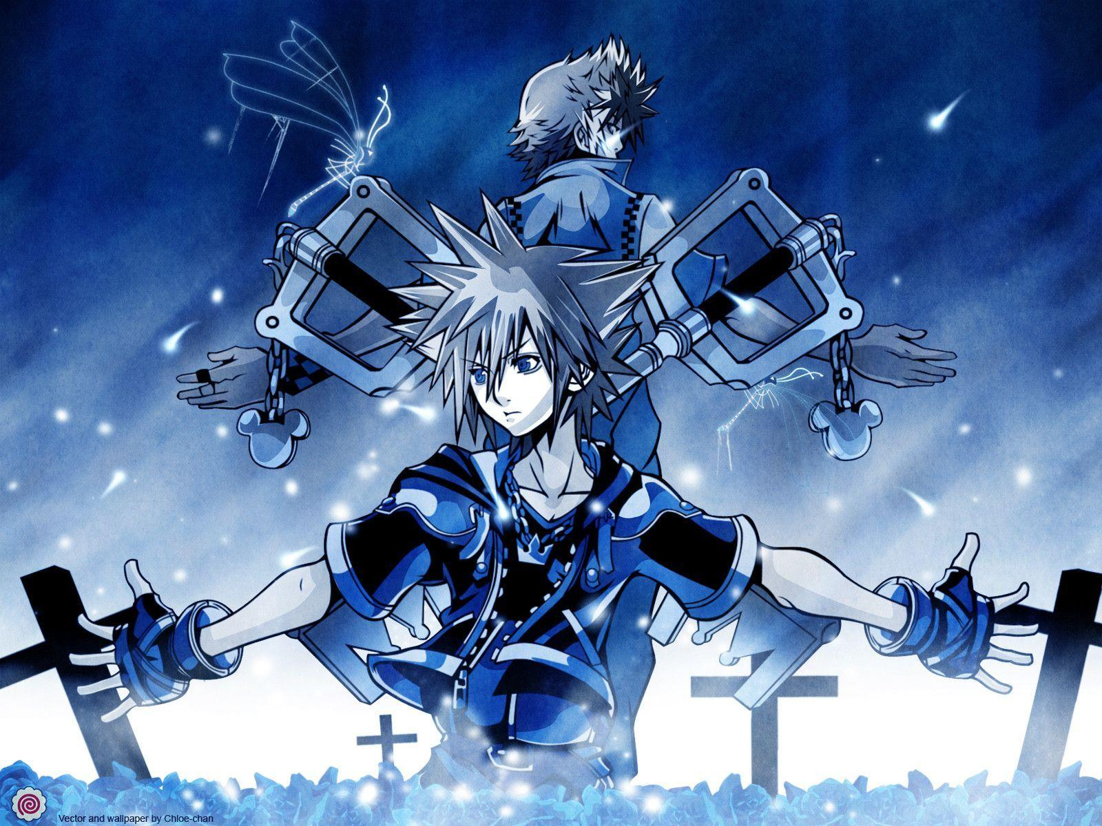 Kingdom Hearts Wallpapers HD 1600x1200