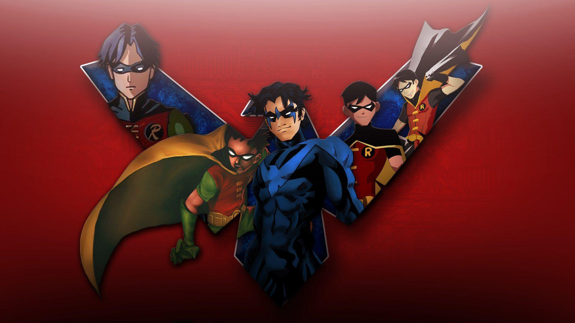 Young Justice Wallpapers 1920x1080