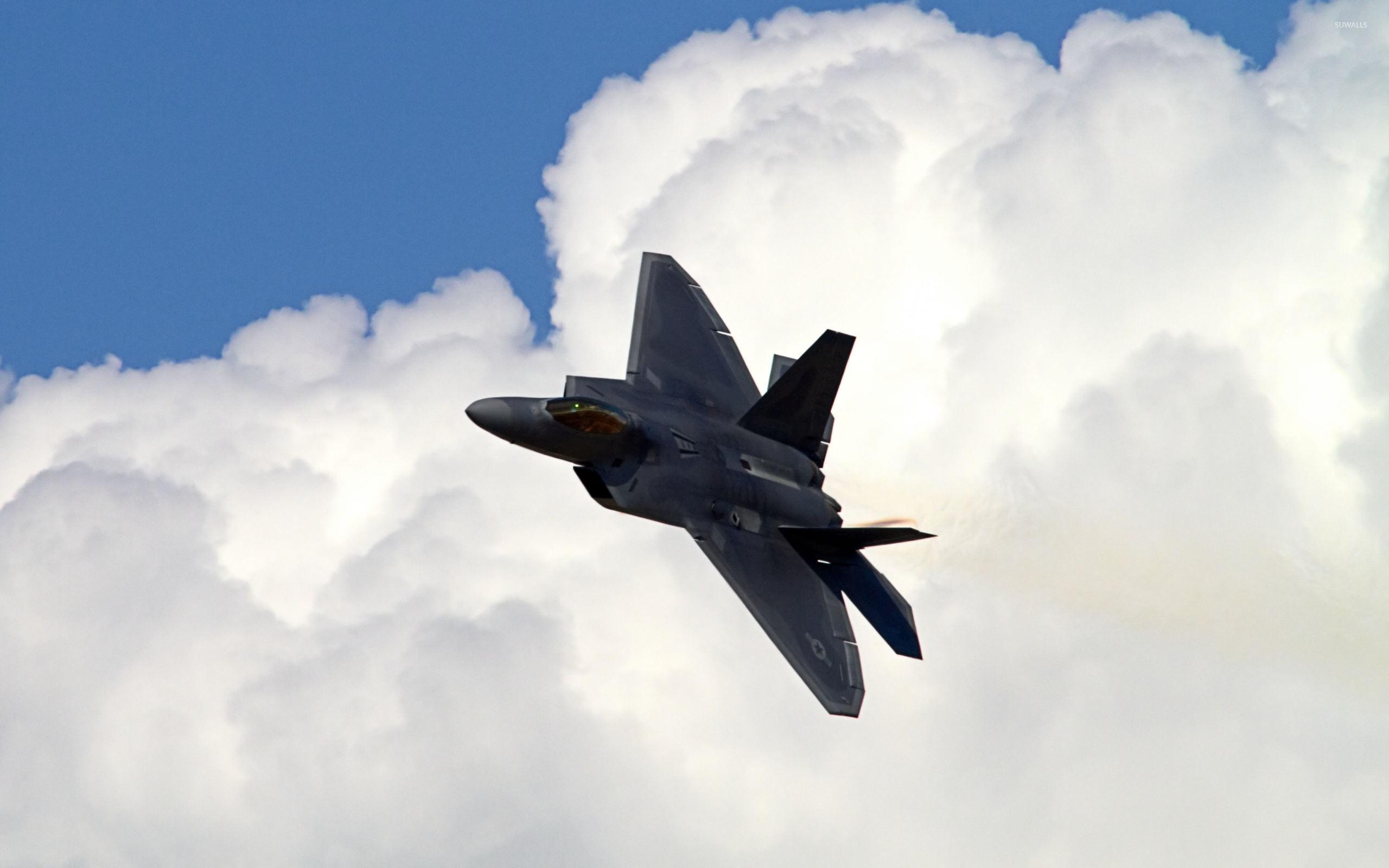 Lockheed Martin F   22 Raptor 2560x1600