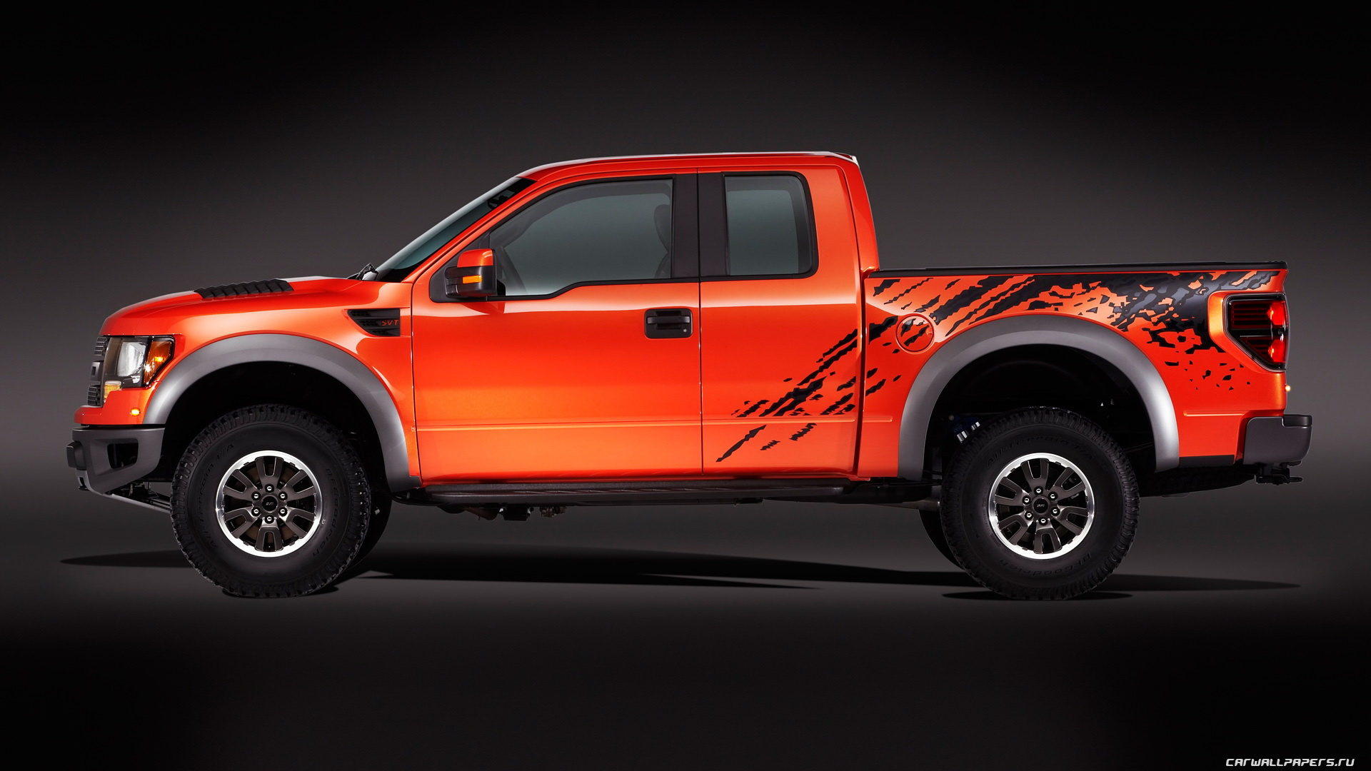 Ford Raptor HD Desktop Wallpaper | HD Desktop Wallpaper