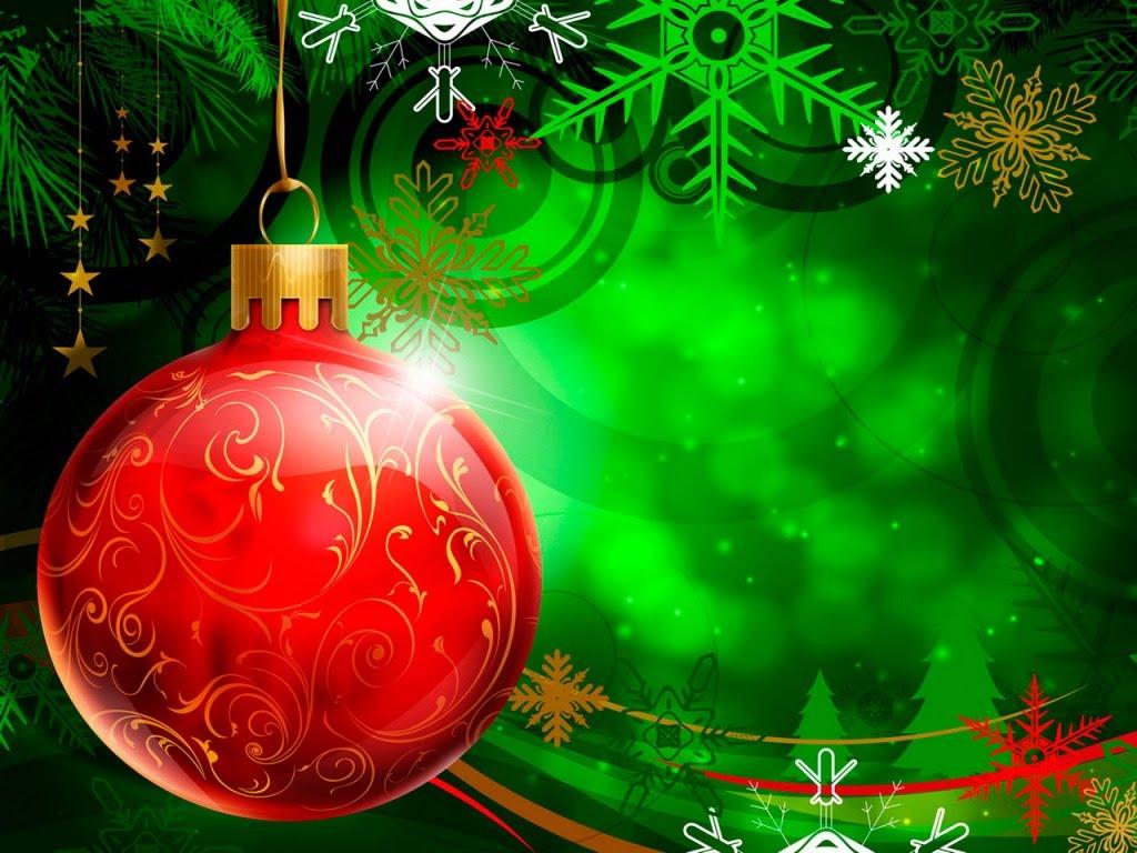 3d Christmas Desktop Wallpaper Download 1024x768