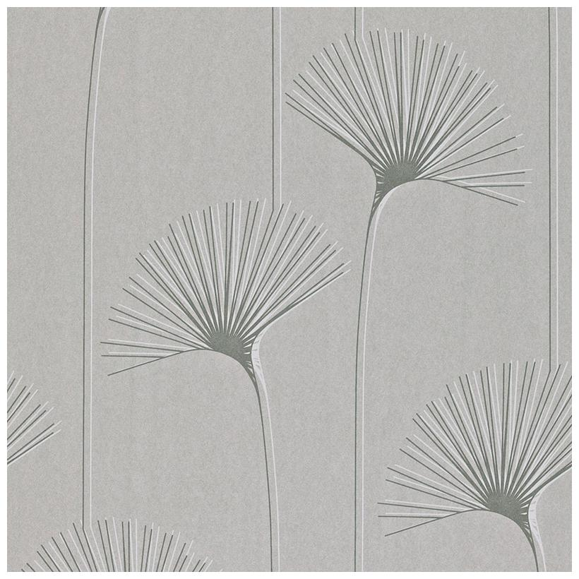 Harlequin Delta 110084 Slate White and Silver wallpaper from the 820x820