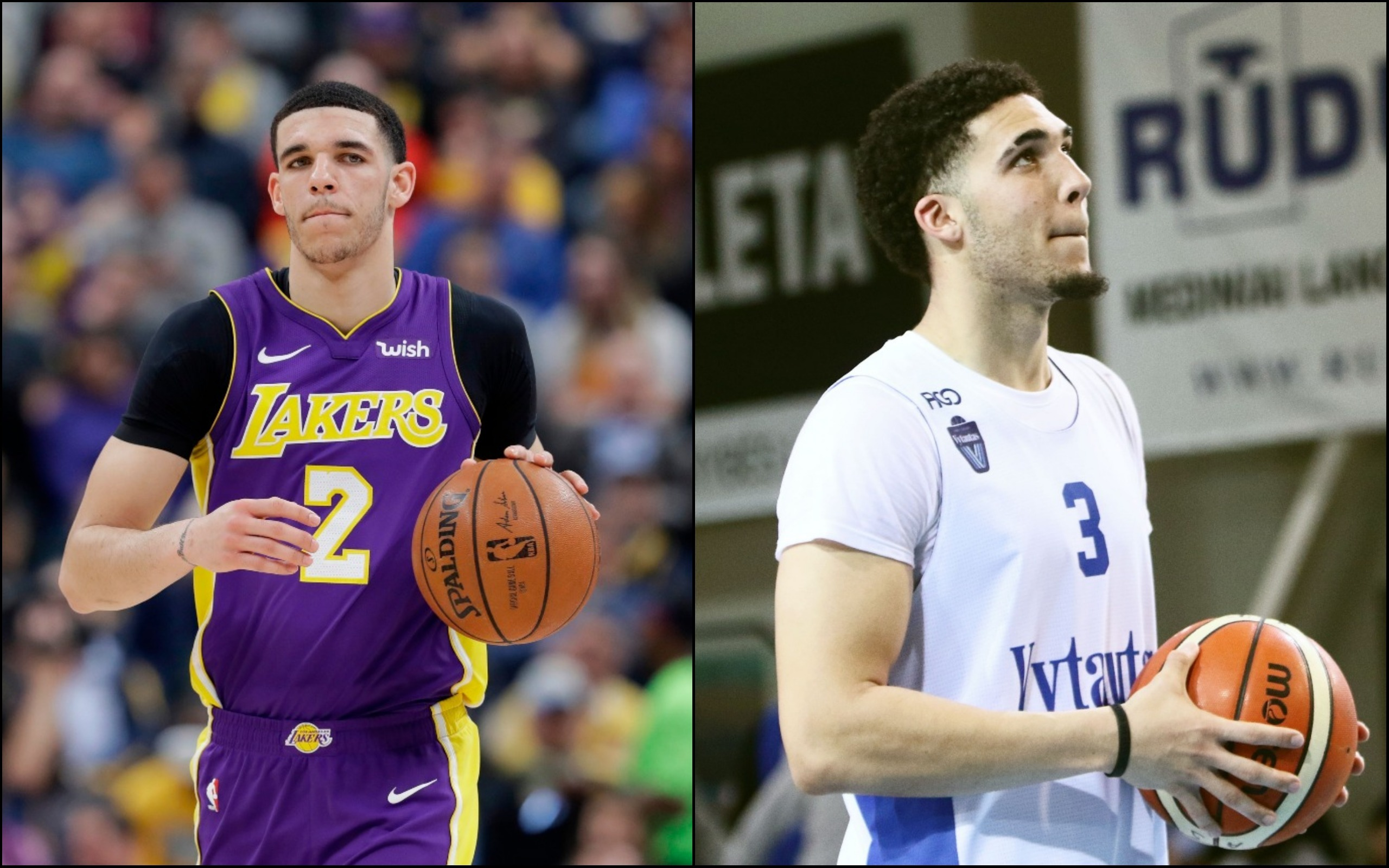Lonzo Ball got tattoos after LaVar blasted LiAngelo for his 2560x1600