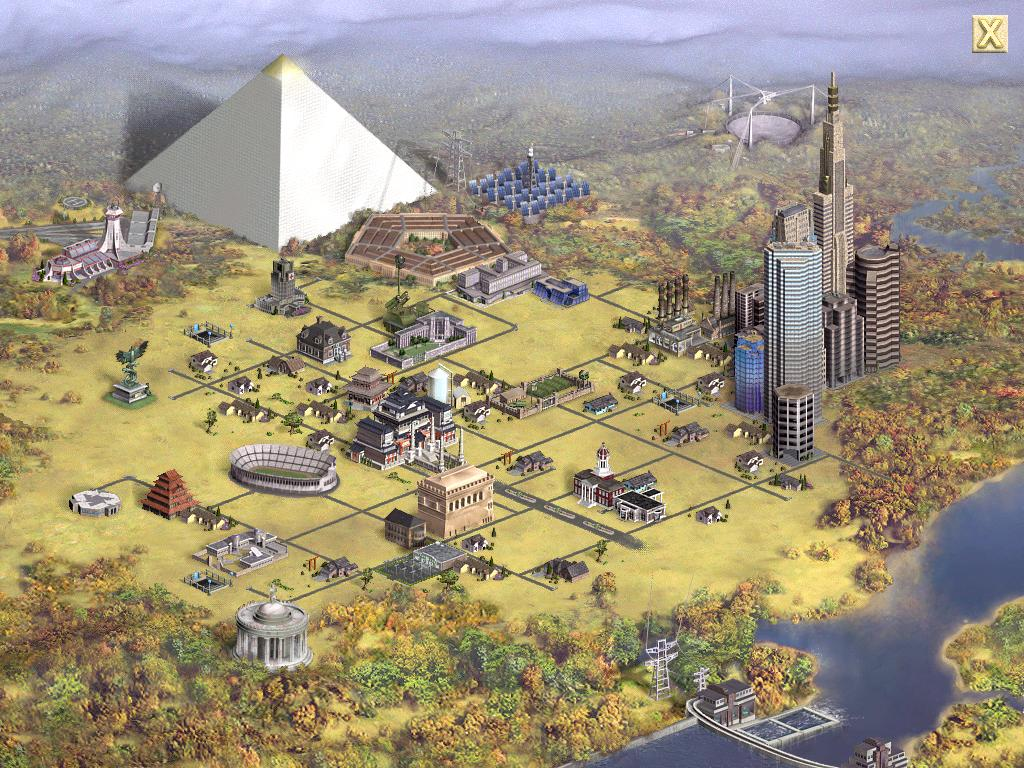 Civilization 3 multiplayer update now available through 1024x768