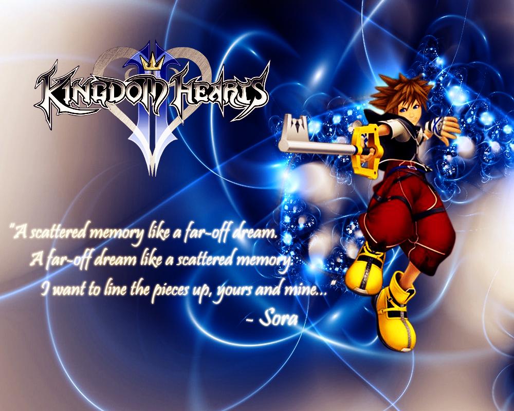 Kingdom Hearts 2 Wallpaper II 1000x800