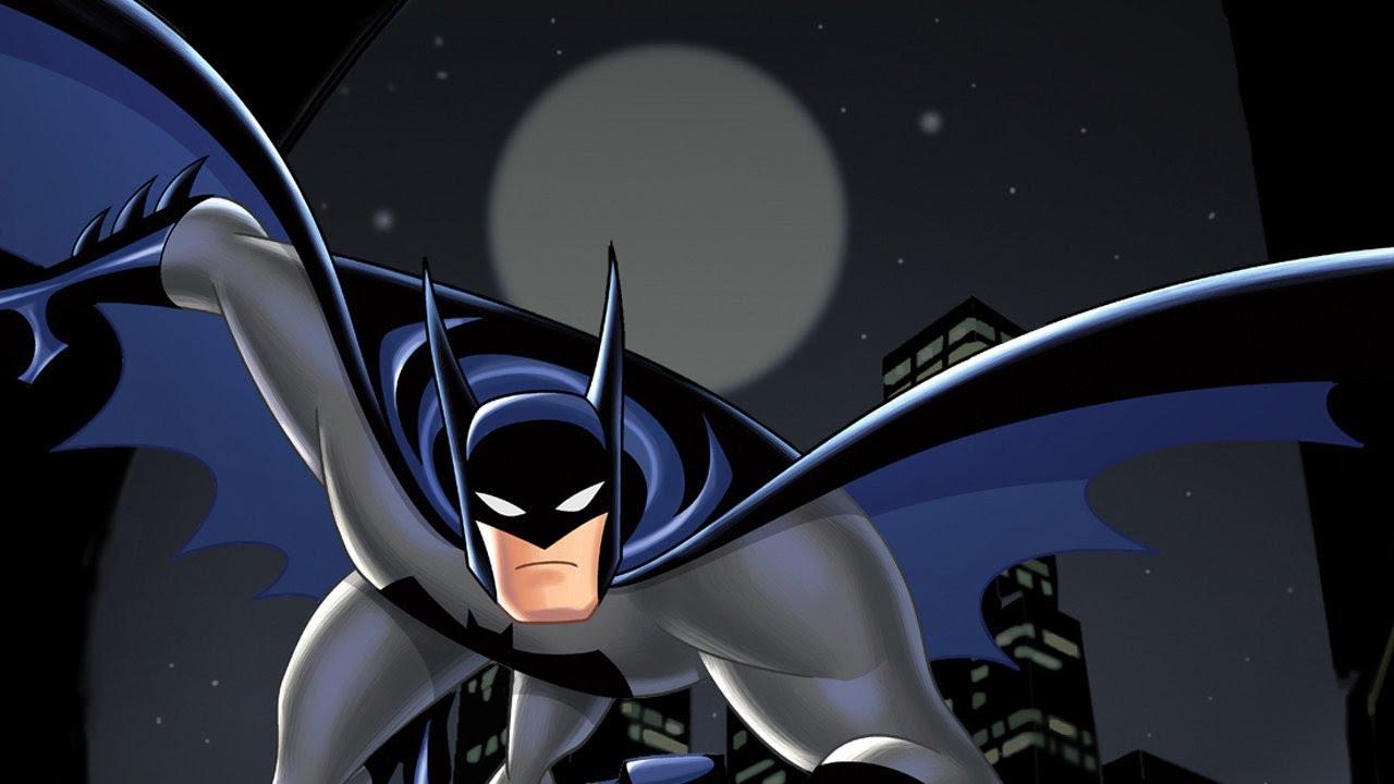 Batman Animated Reviews   Mask of the Phantasm 1993 1280x720