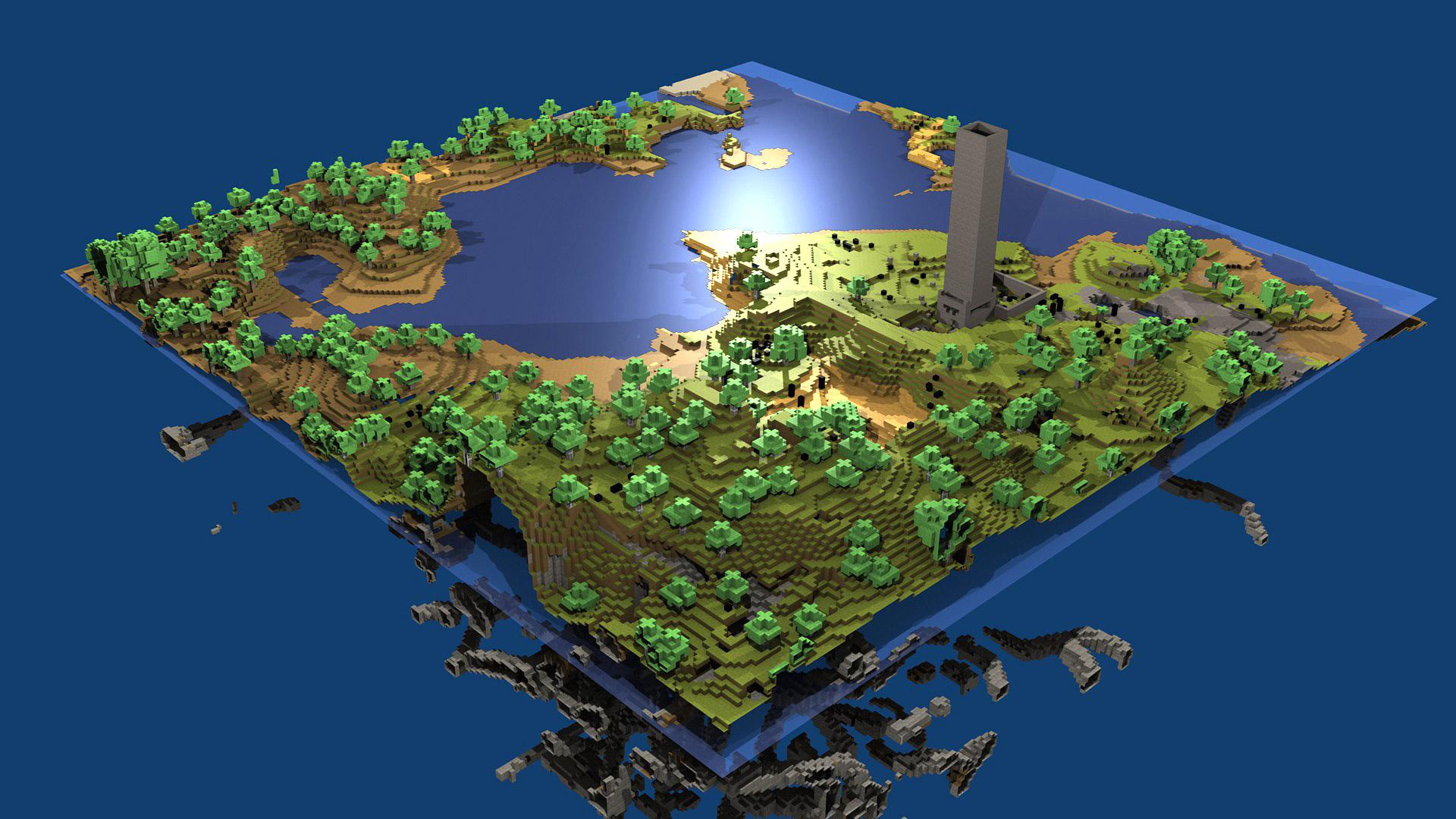 Minecraft World Google Skins Minecraft World Google Backgrounds 1920x1080
