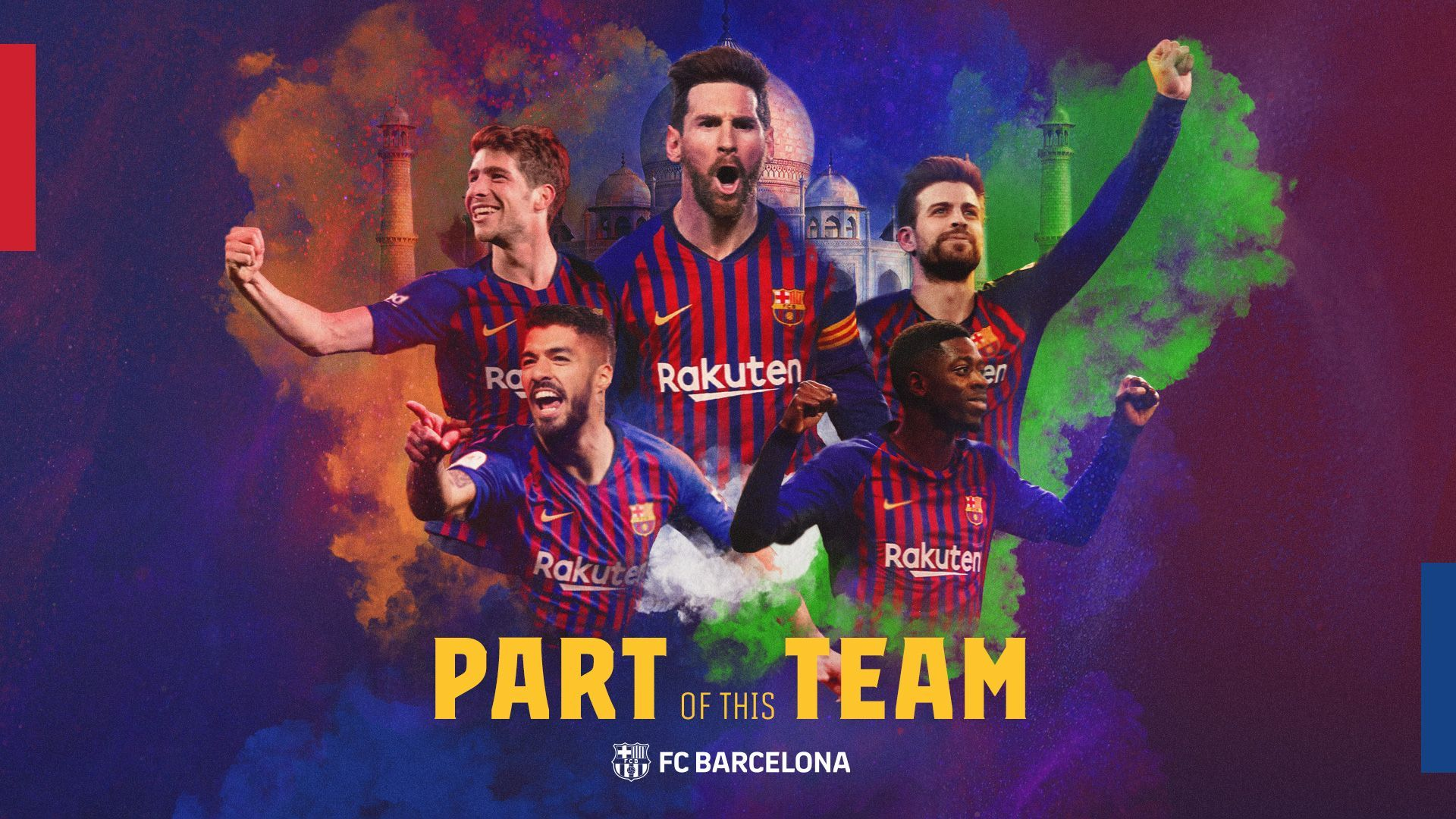 Culers   Bara Wallpapers FC Barcelona Official Channel 1920x1080