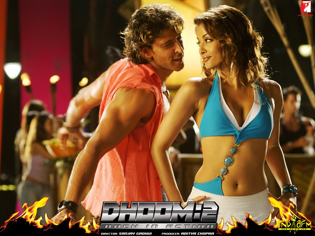 dhoom 2   Bollywood Wallpaper 379026 1024x768
