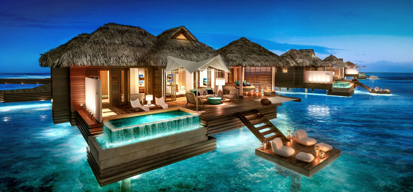 Sandals To Open Over Water Bungalow Suites In Jamaica   YaadhustleTV 1440x669