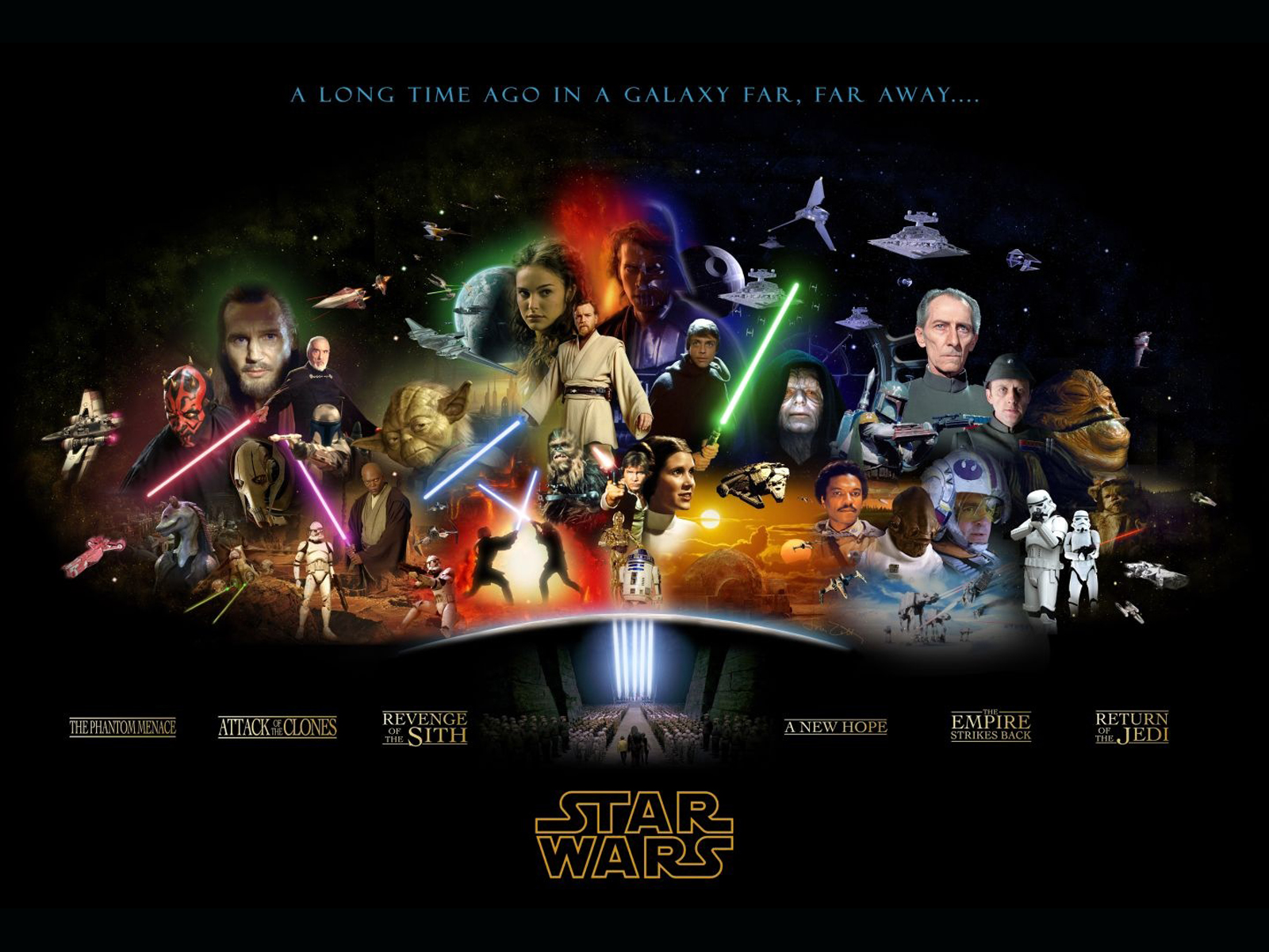 Star Wars Day computer desktop wallpaper 1600x1200