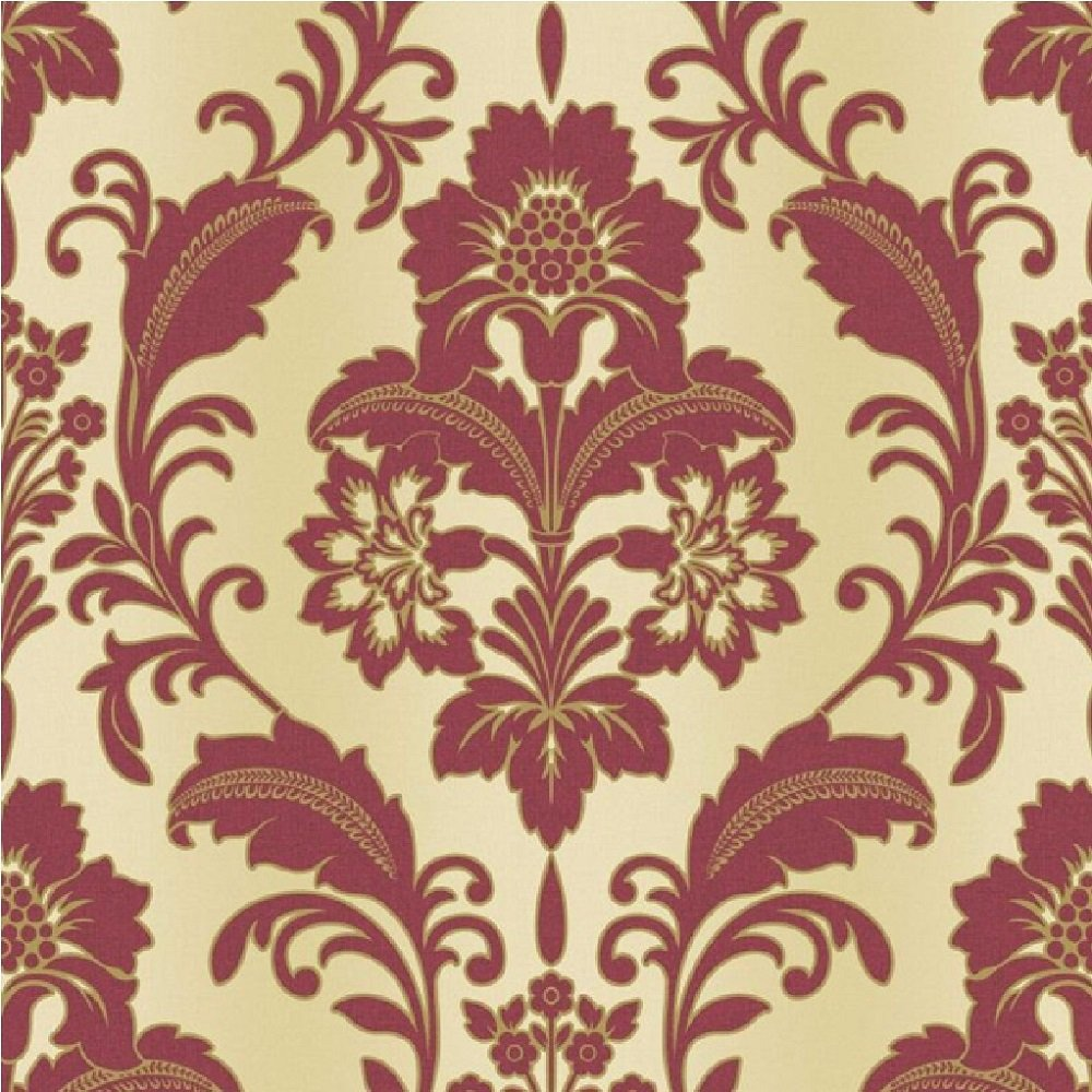 Red Damask Wallpaper For Sale Coderegal damask red 1000x1000
