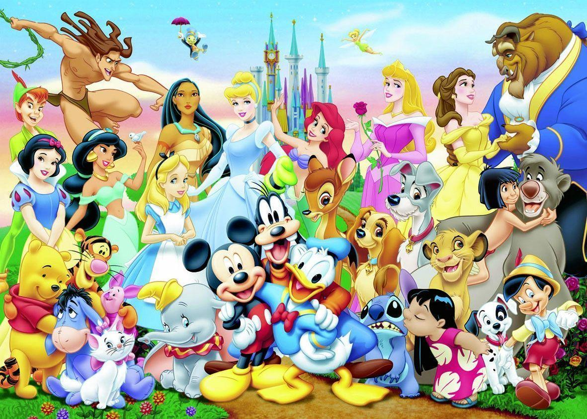 Disney Characters Wallpapers 1181x843