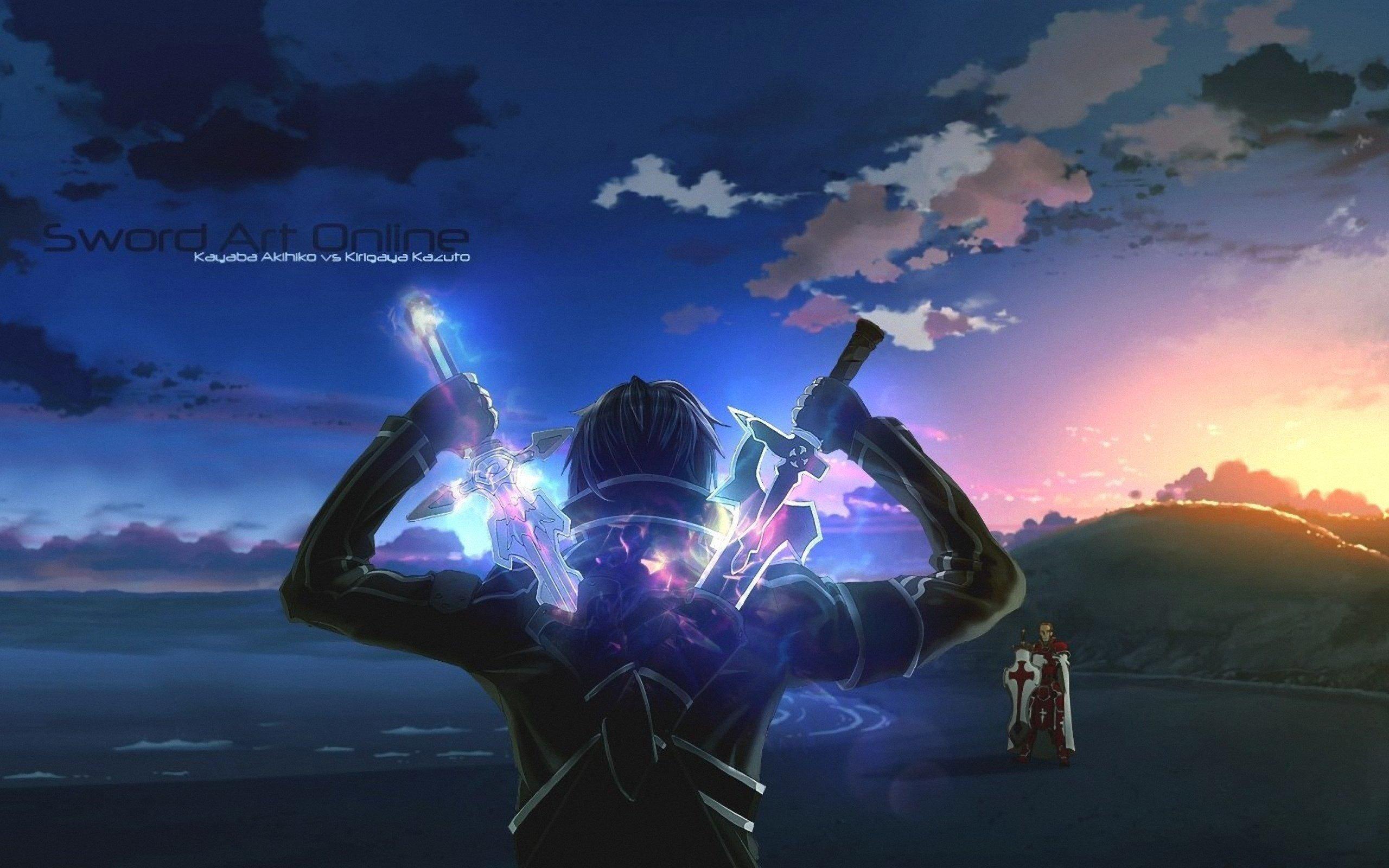 42 Sword Art Online Wallpaper Hd On Wallpapersafari